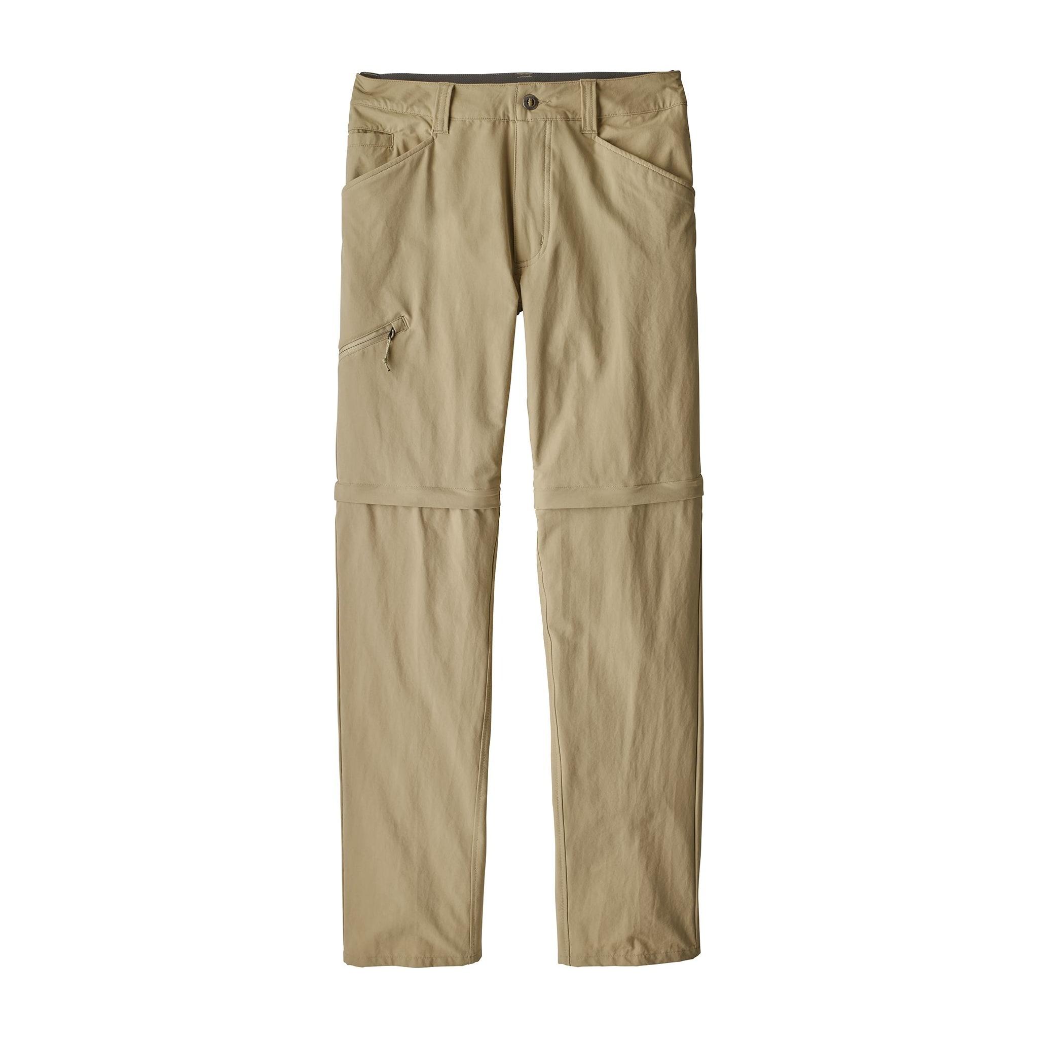 Lett og luftig med avtakbare bukseben