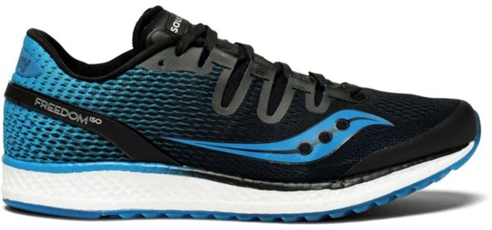 Den første skoen fra Saucony med full mellomsåle av EVERUN som gir enda mer energiretur, mer respons, mer demping