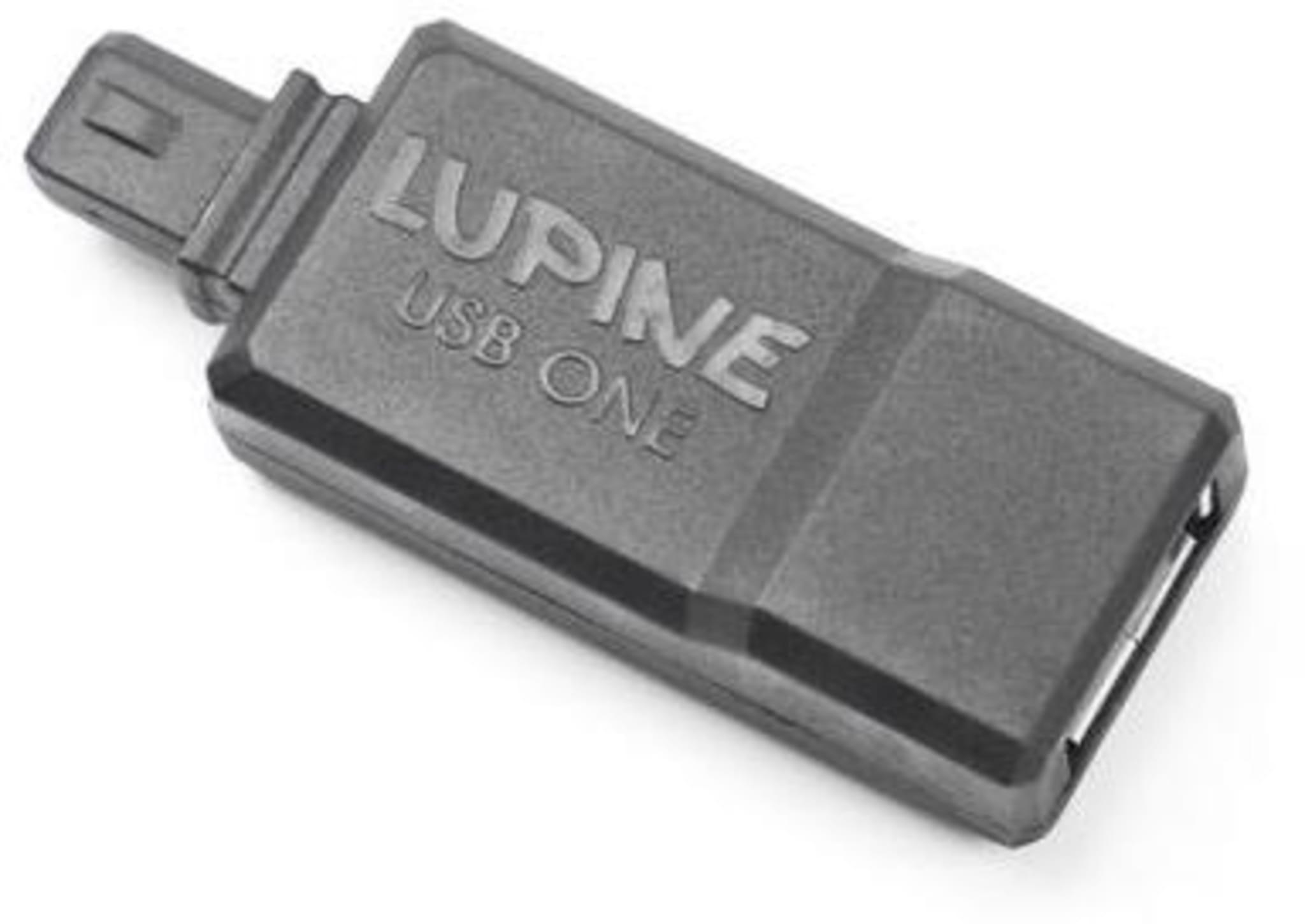 Gjør at du kan bruke ditt Lupine batteri som powerbank
