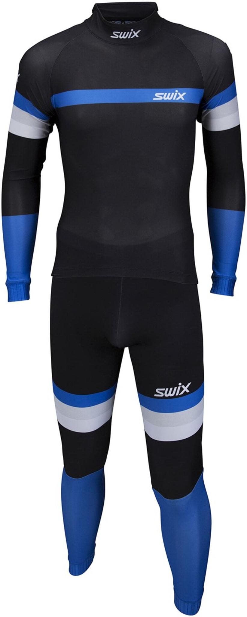 Focus 2-delt Skisuit M