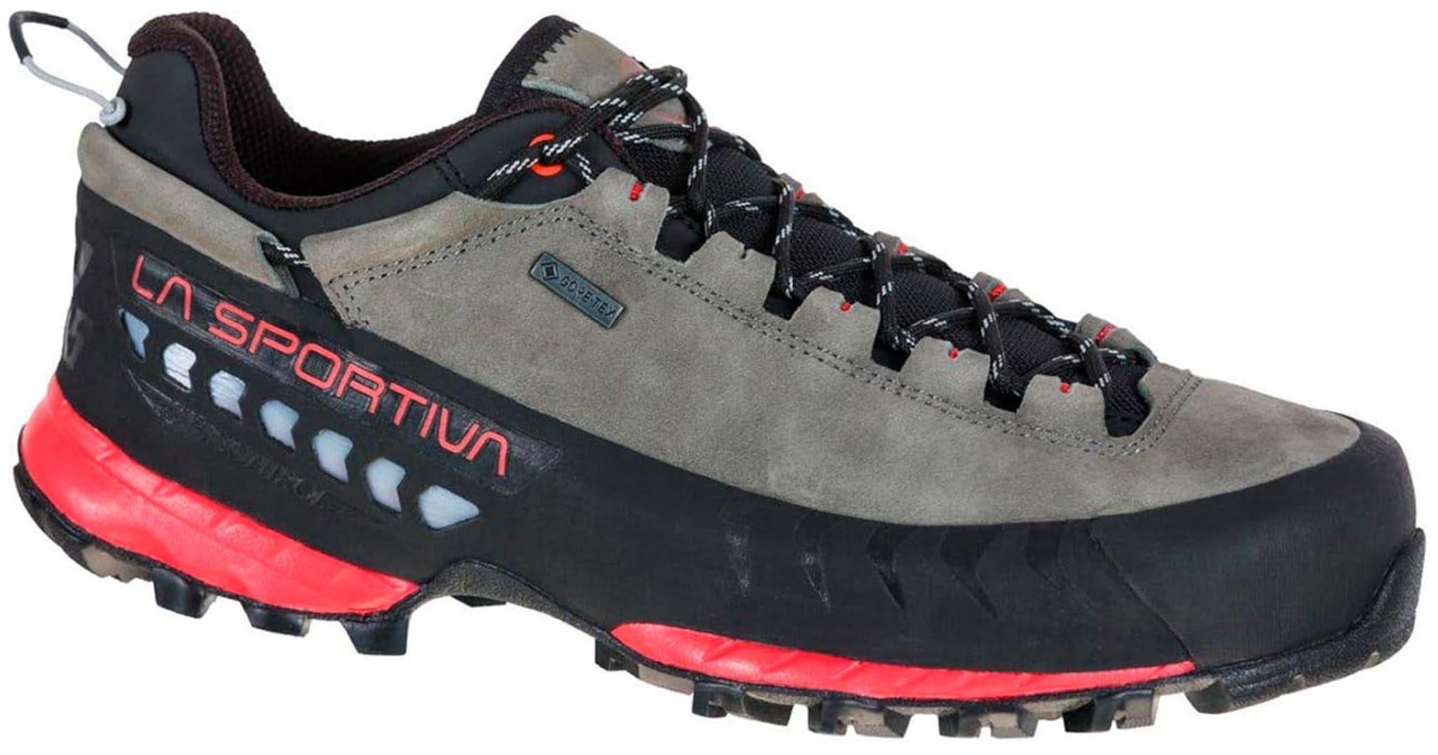 Lett og stødig anmarsj sko som med optimalt grep