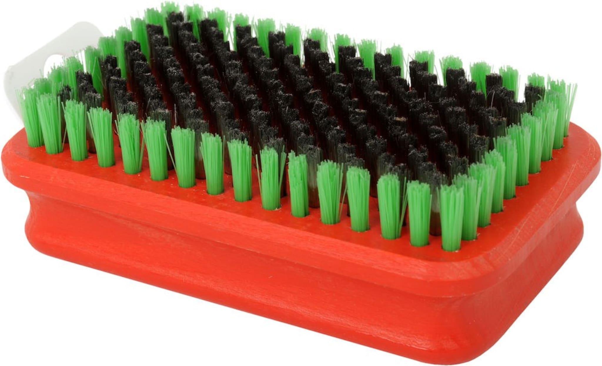 Ultra fin stålbørste som ofte brukes som andre børste etter sikling.