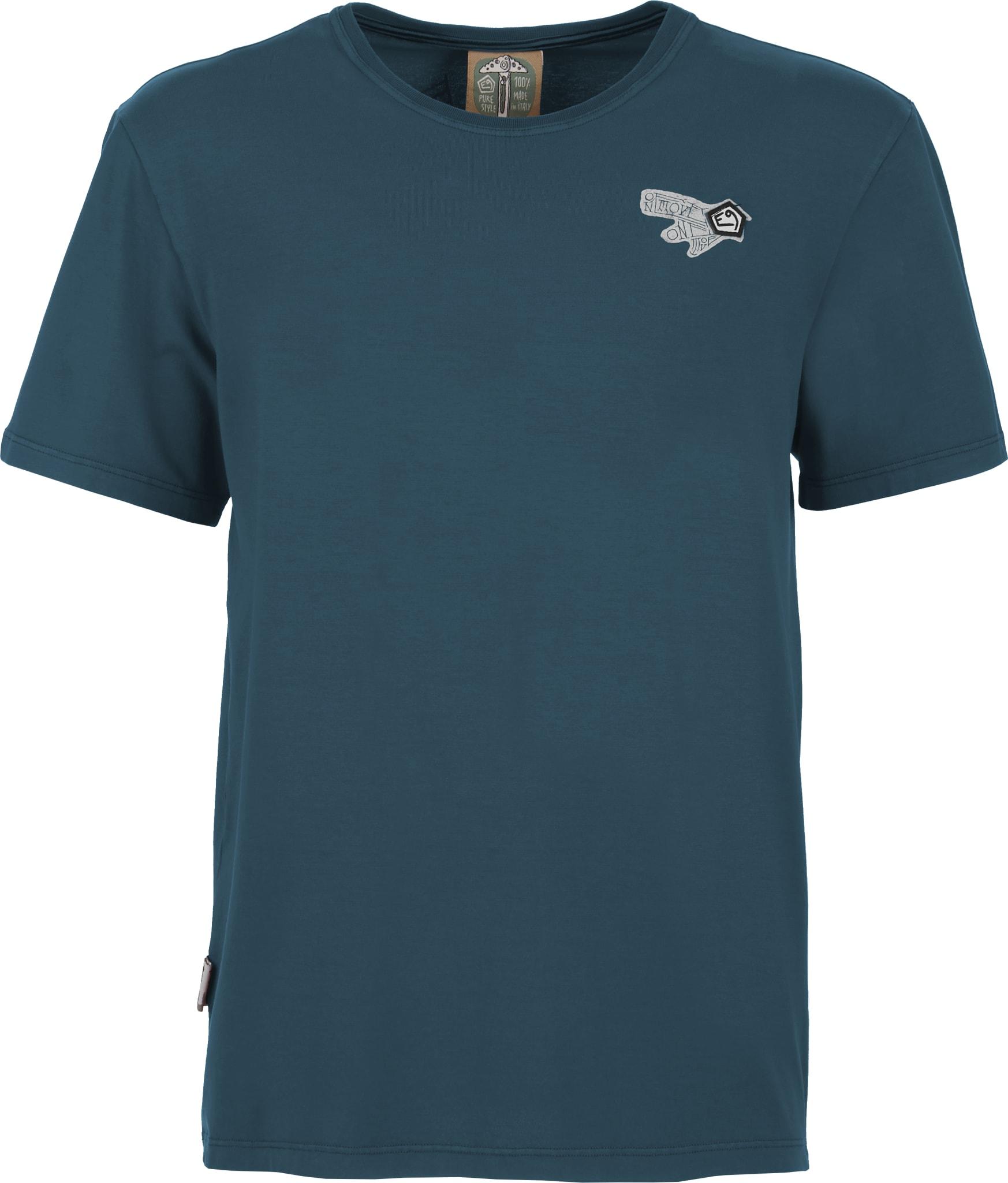 Stilig t-skjorte til klatring og hverdags