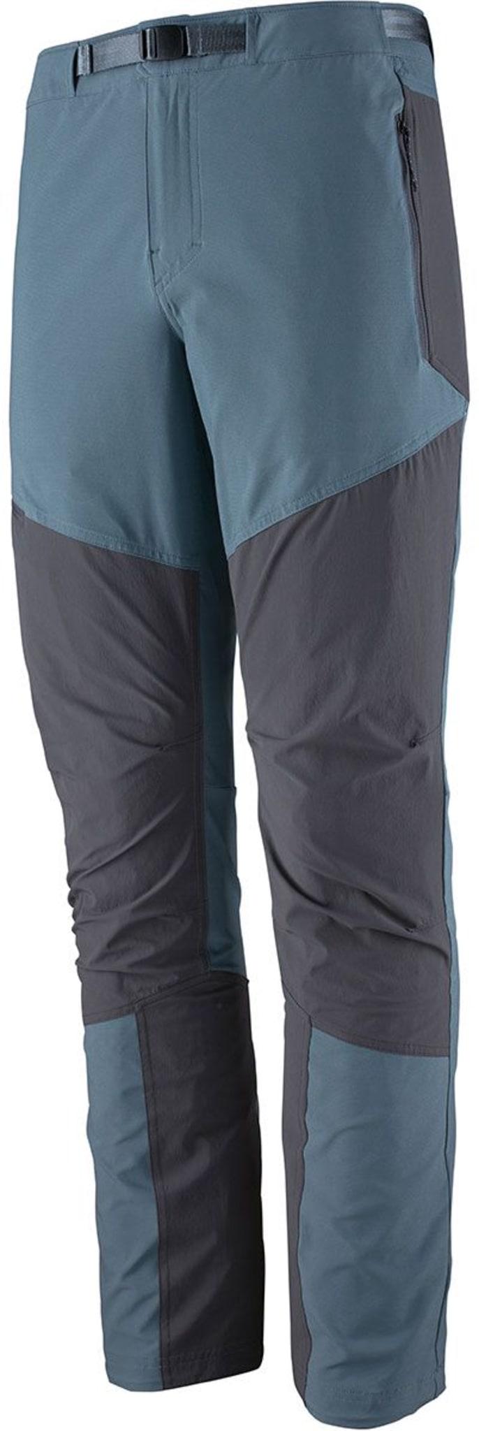 Allsidige softshell bukser til aktivitet i fjellet!