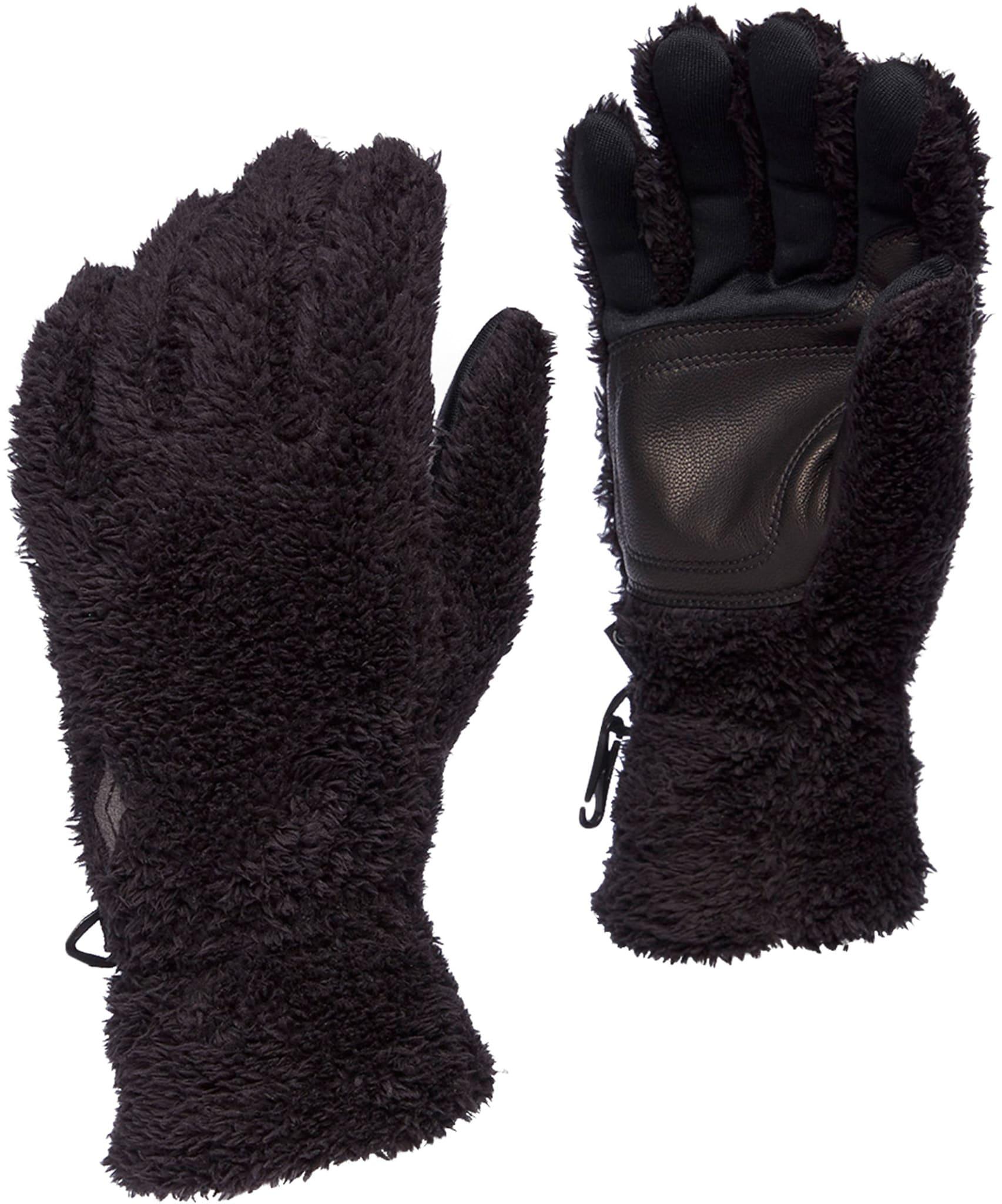 Varm hanske som er touchscreen-kompatibel