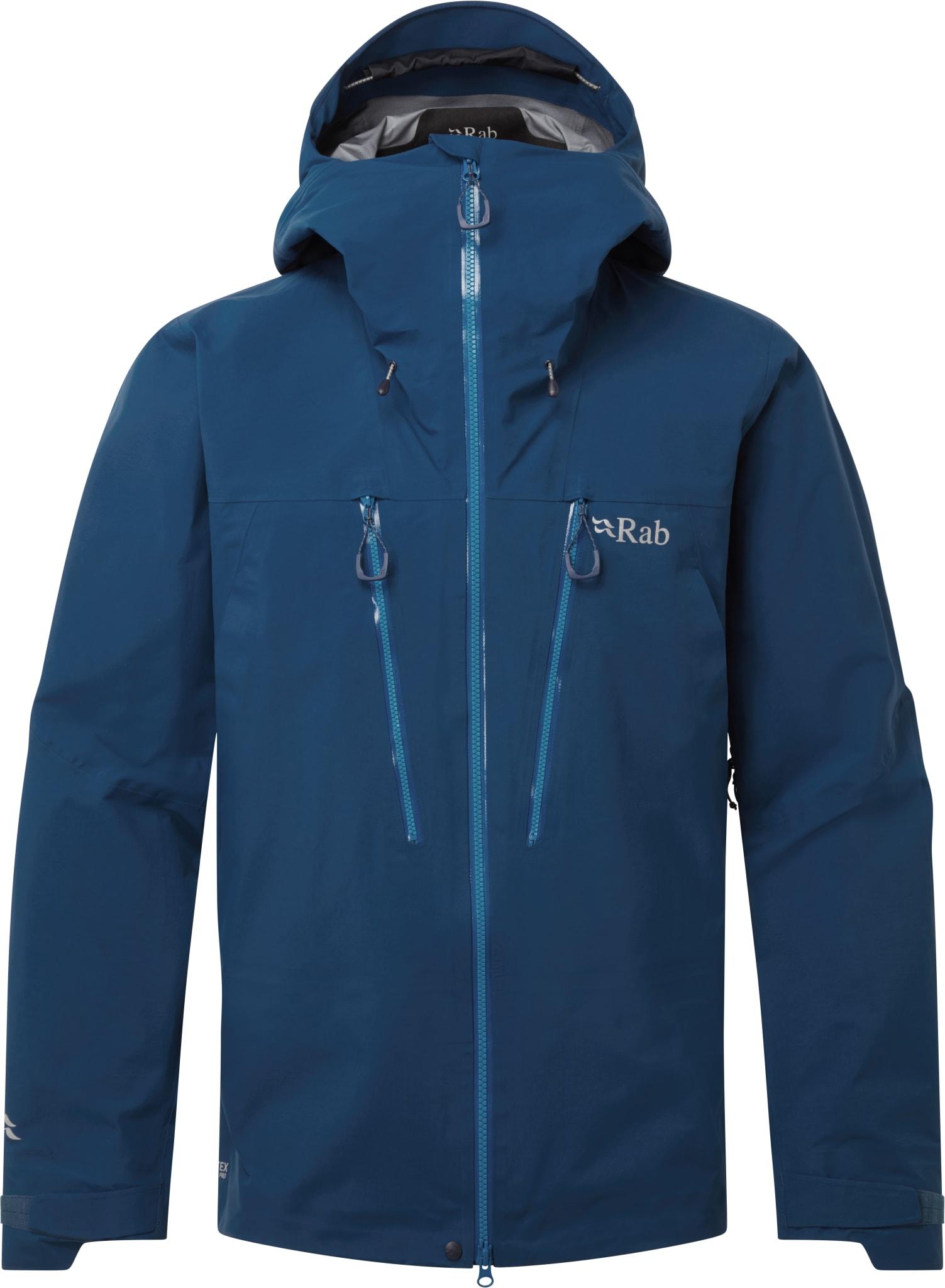 Slitesterk og svært godt ventilert GTX-jakke