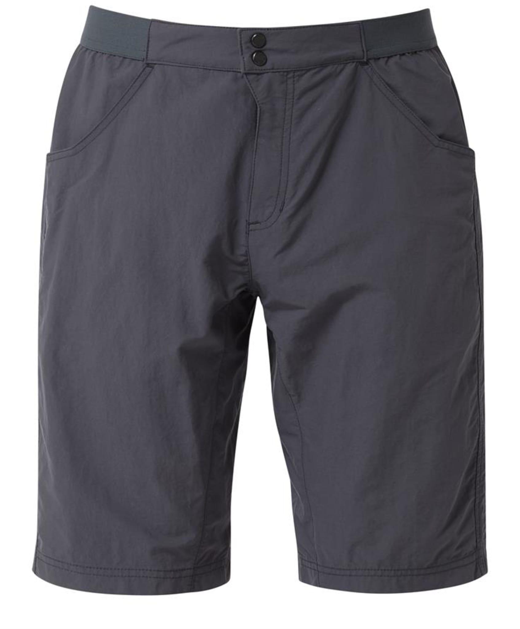 Anvendelig og hurtigtørkende shorts for alle typer sommerklatring