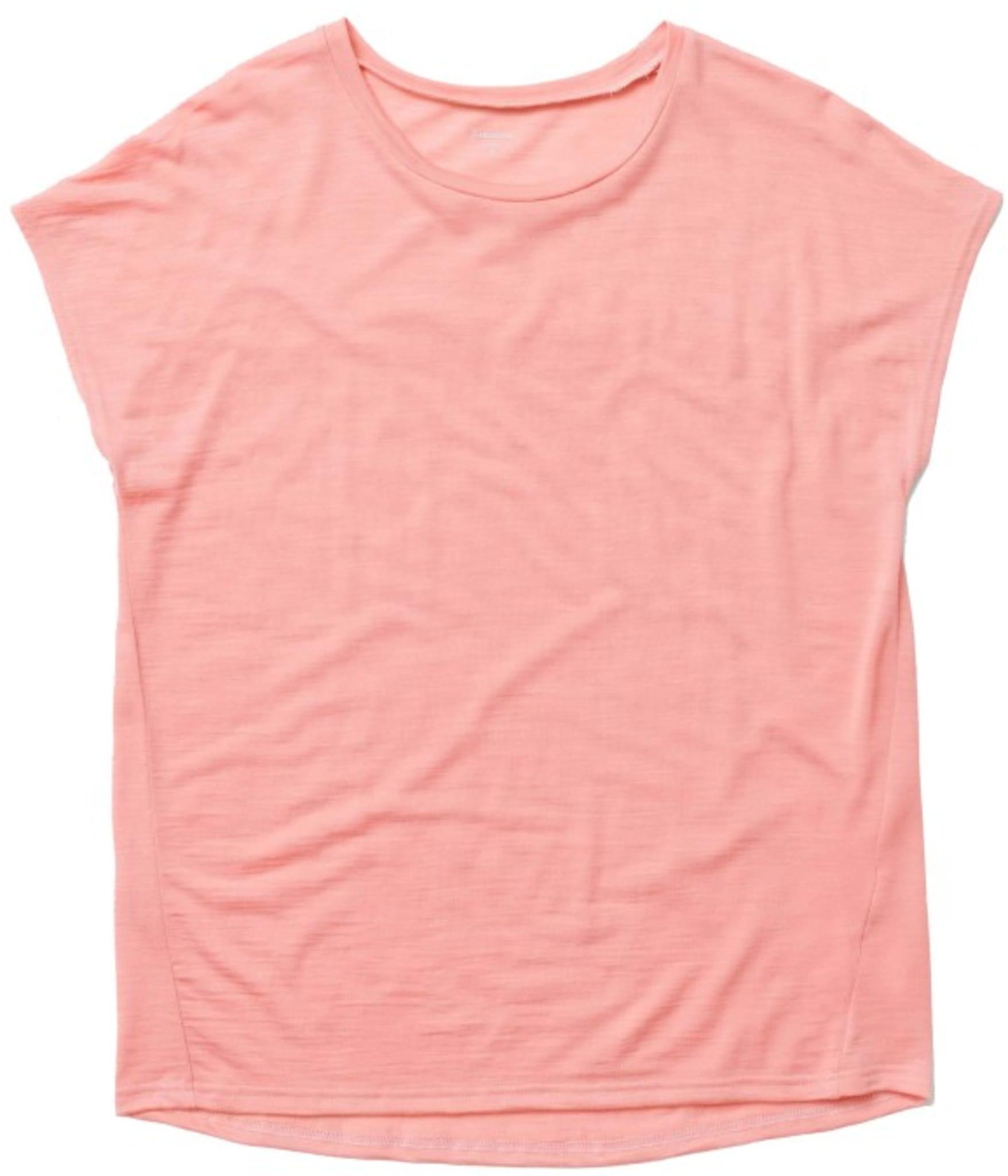 T-Skjorte til varme sommerdager i ull