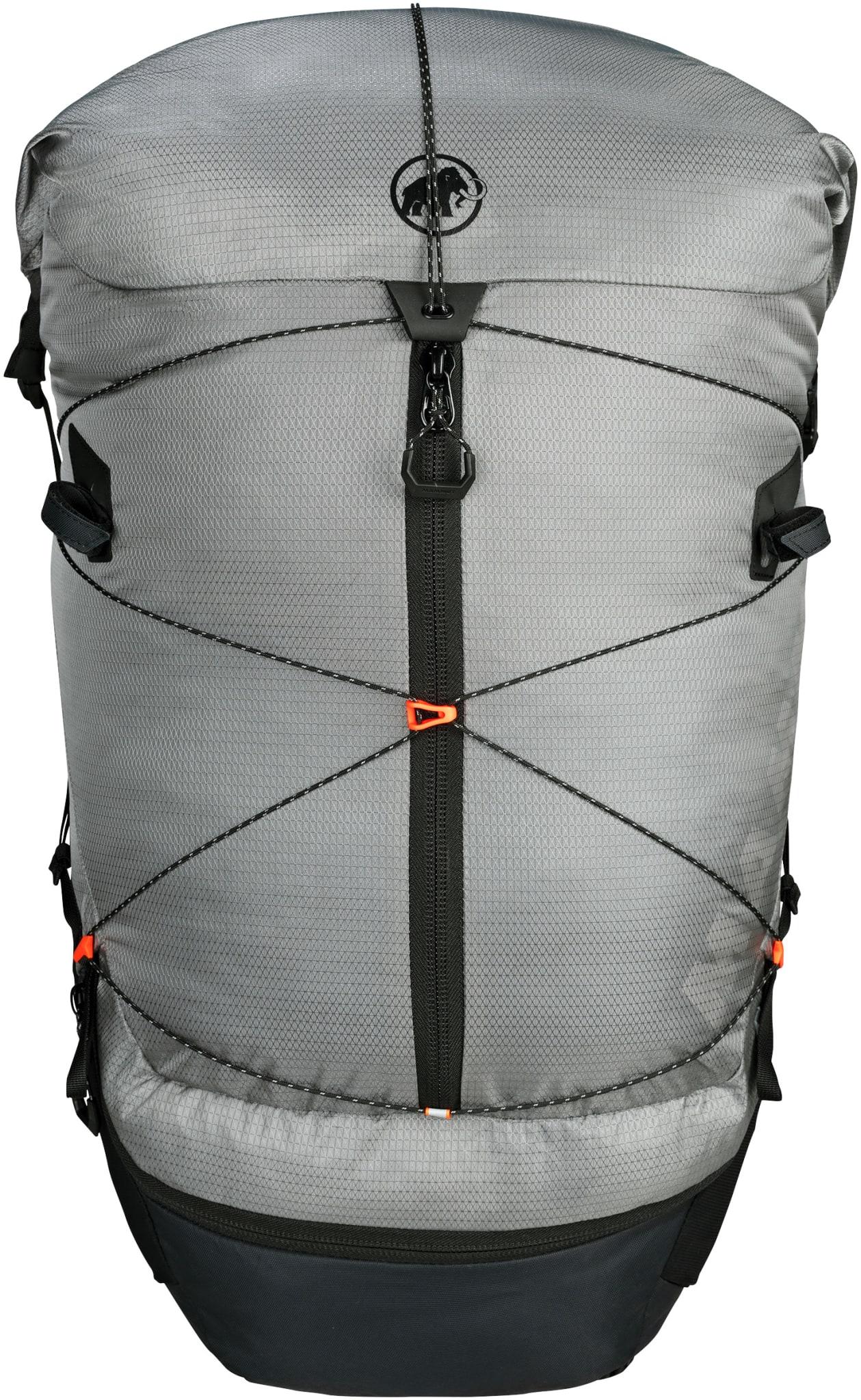 Luftig sekk for turer fra hytte til hytte, eller lette teltturer