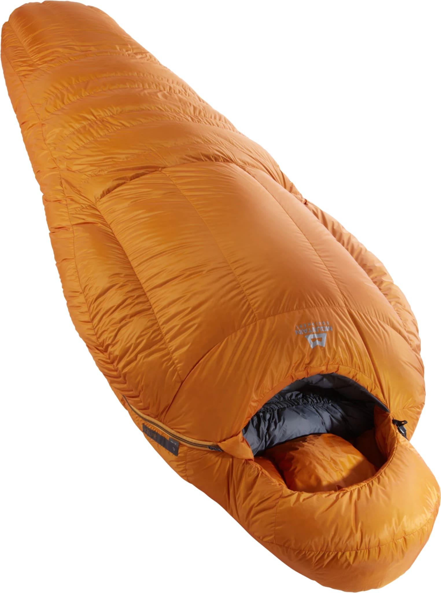 Lett men supervarm soveposer til ekspedisjoner i høyden
