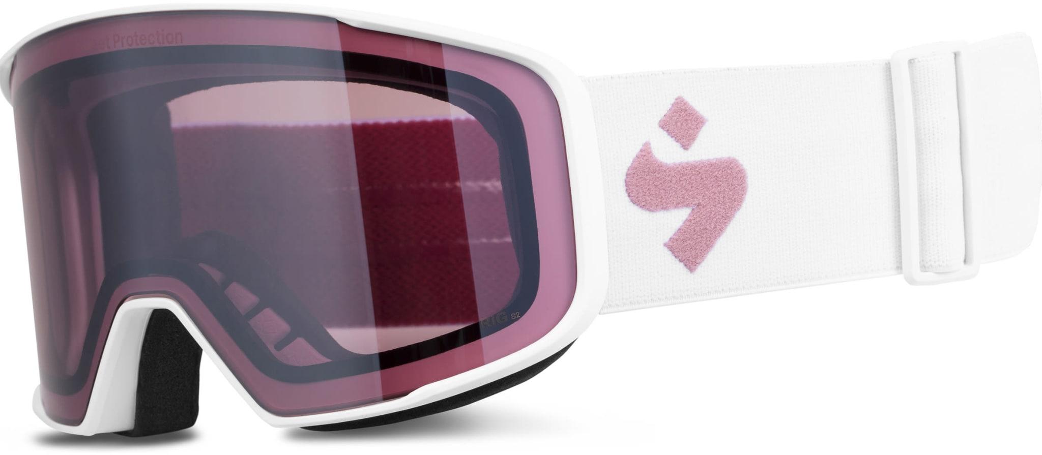 Goggle fra Sweet Protection med optimalt synsfelt