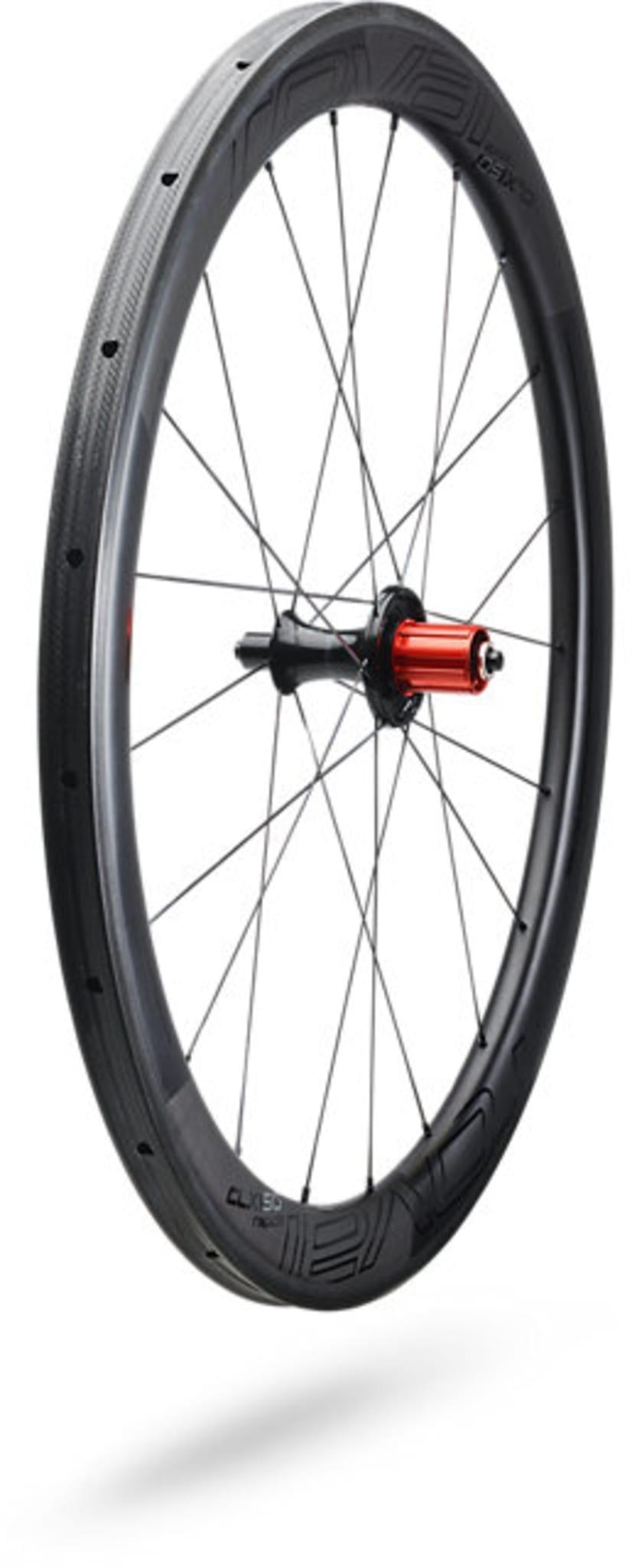 Raske og lette tubularhjul!