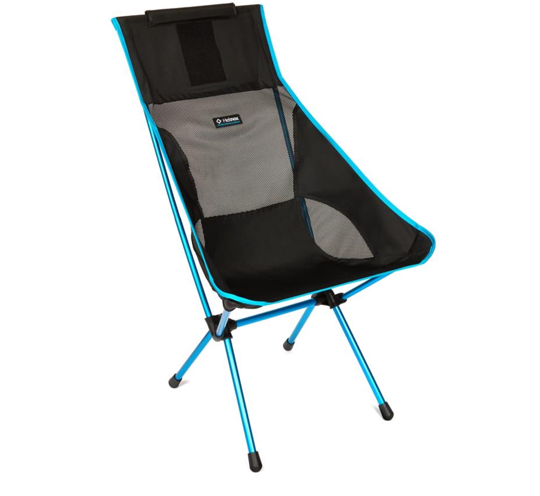 Høy og ekstremt komfortabel stol