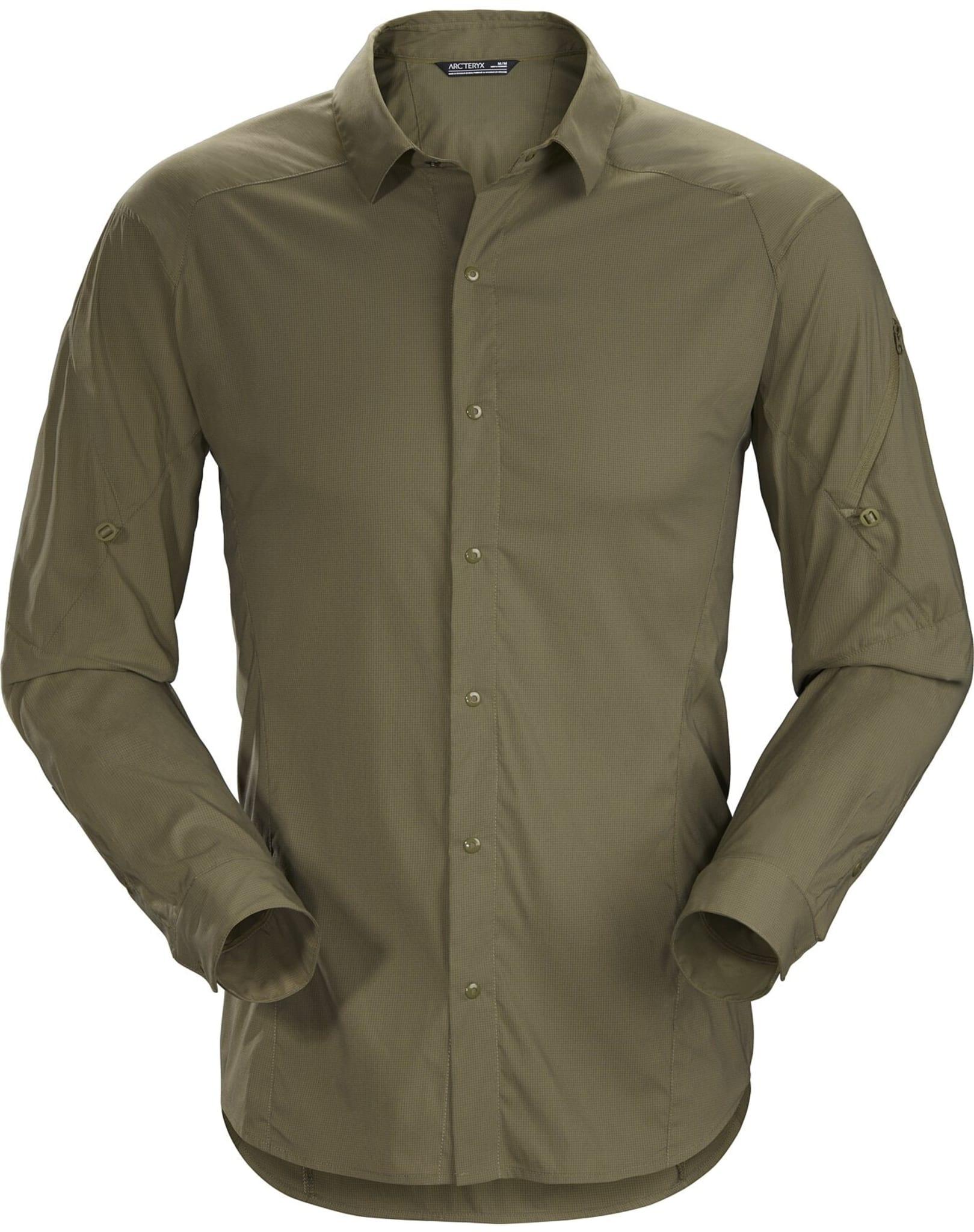 Funksjonell, slitesterk og lett skjorte