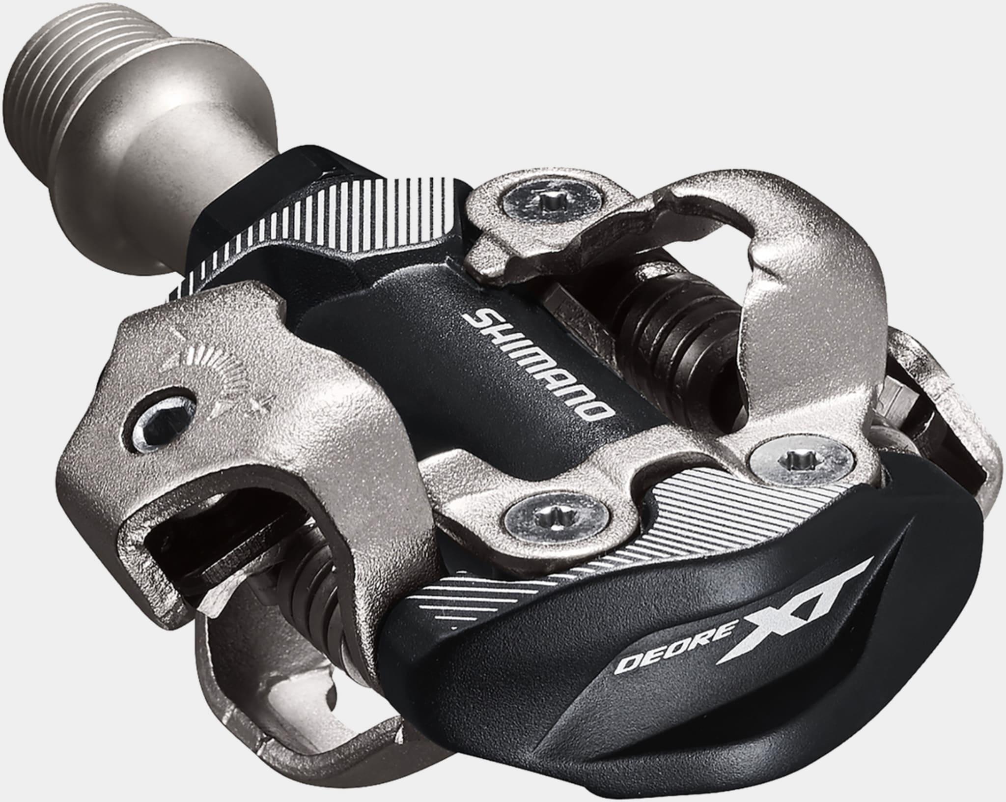 SPD-pedaler for terrengsykler, for trening og konkurranse