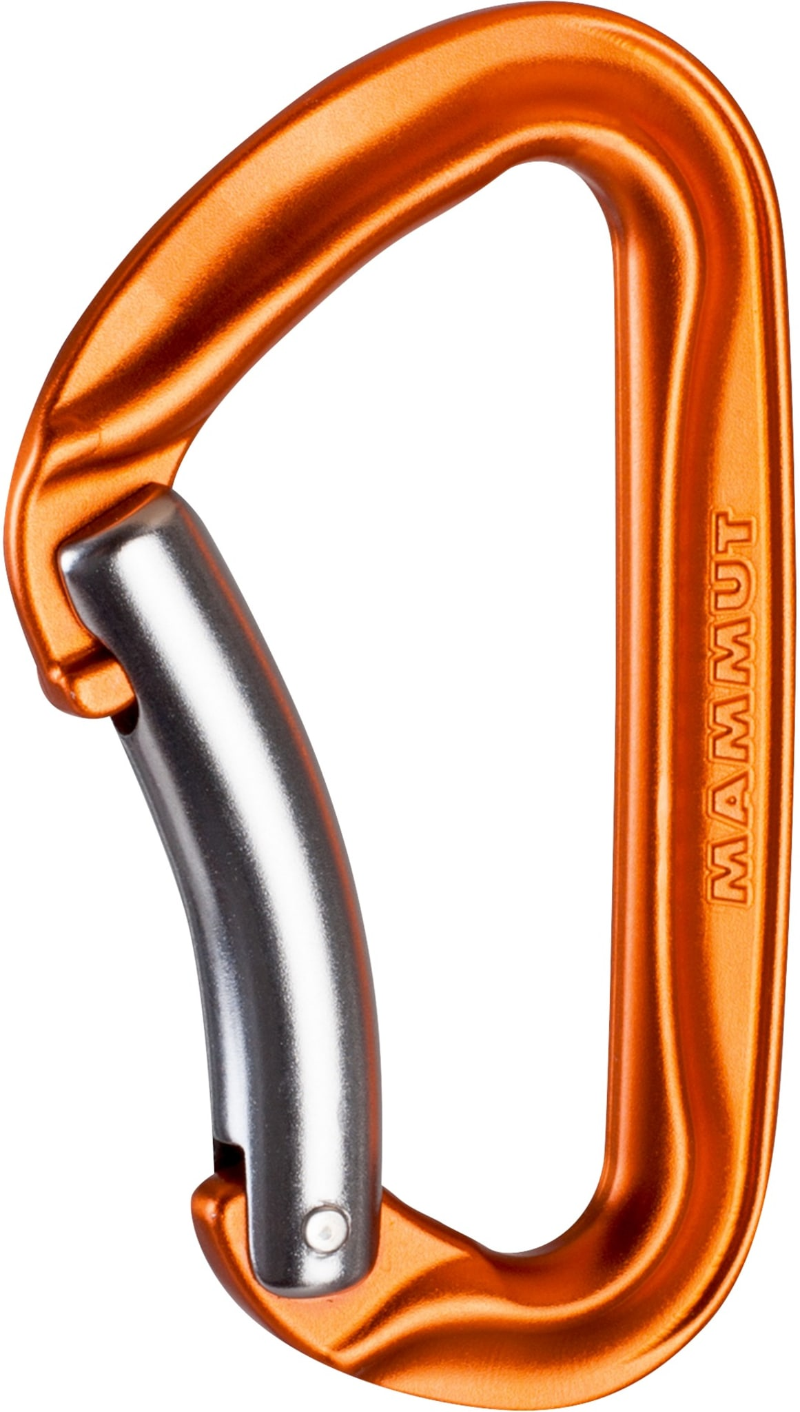Karabiner med key lock for sportsklatring
