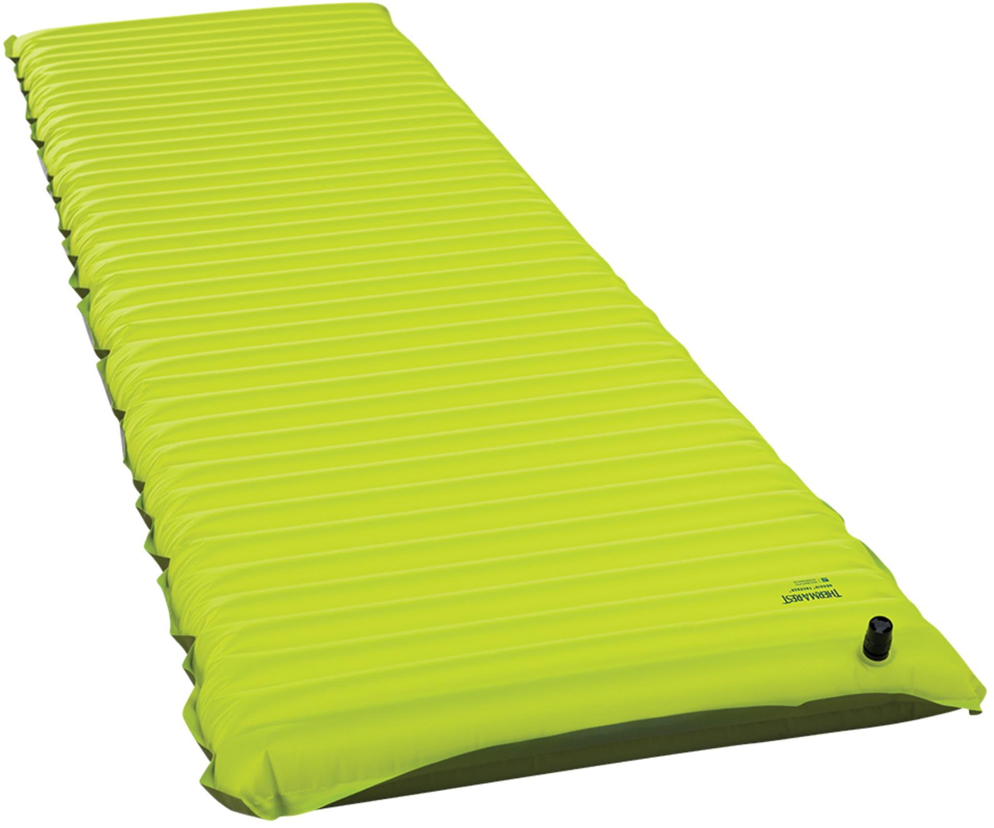 Lett og kompakt liggeunderlag til bruk vår, sommer og høst