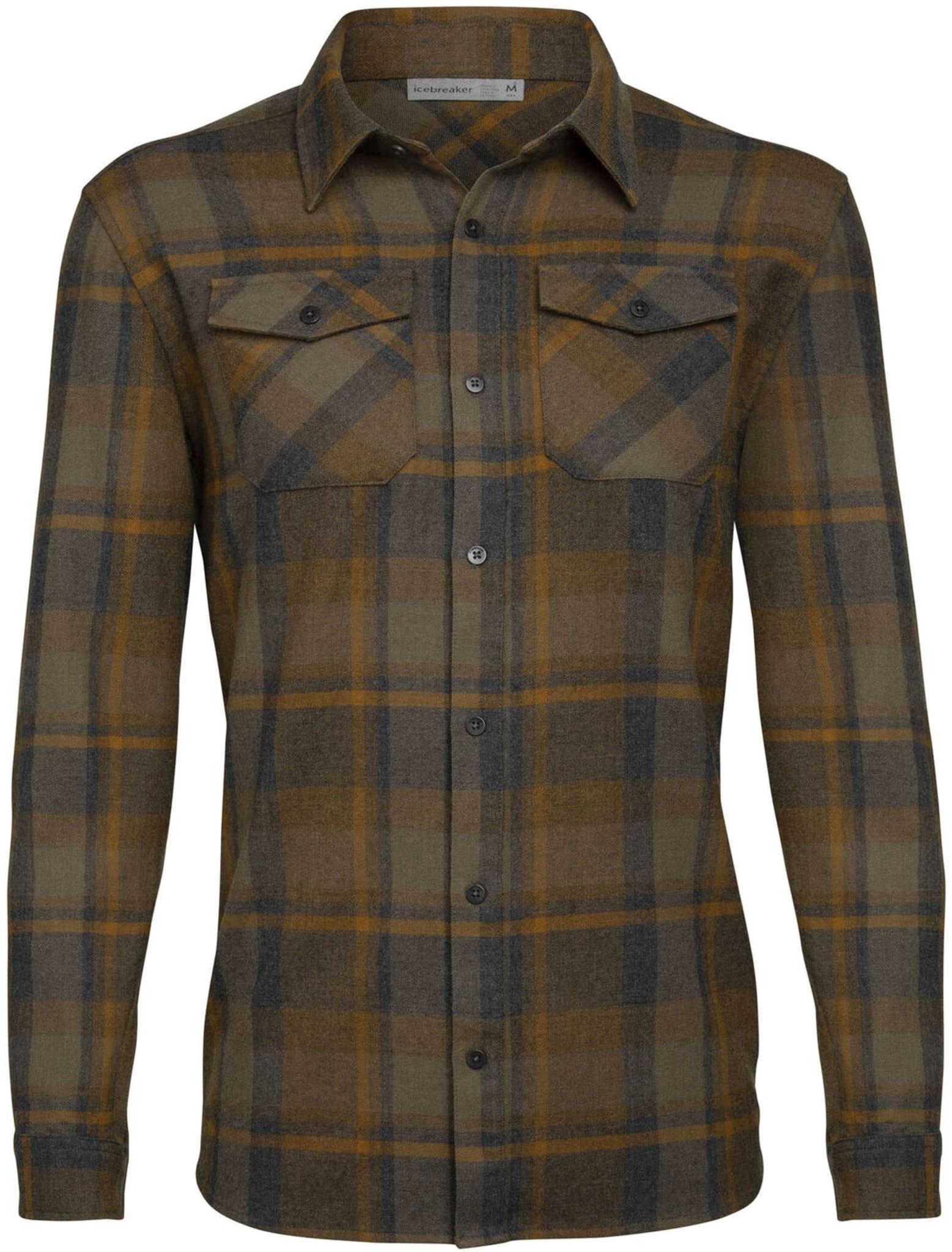 Skjorte i merinoull for deg som skal kun ha et plagg til hverdag, tur og fest