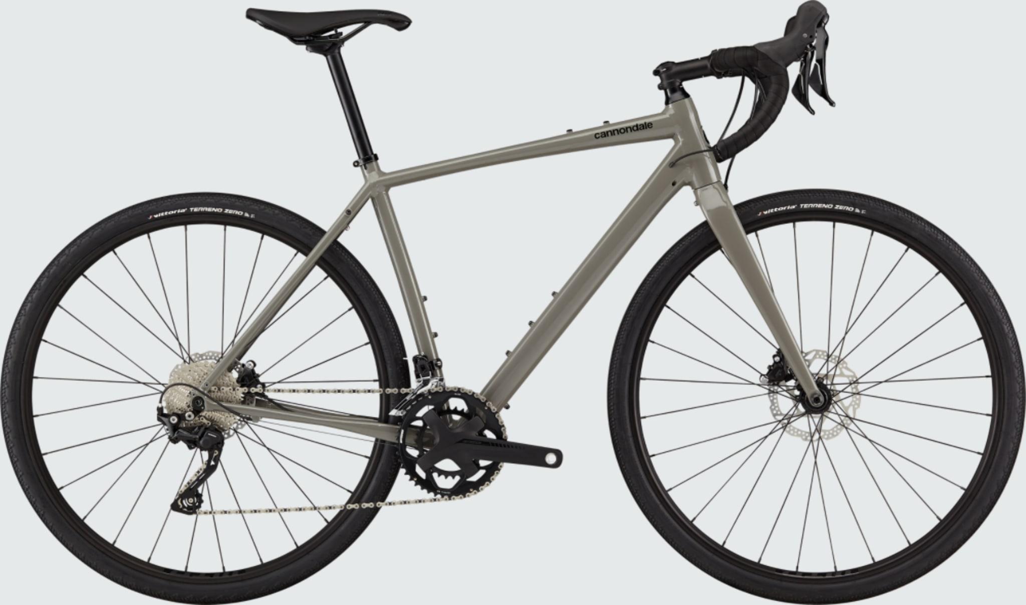 Allsidig sykkel til grus og asfalt