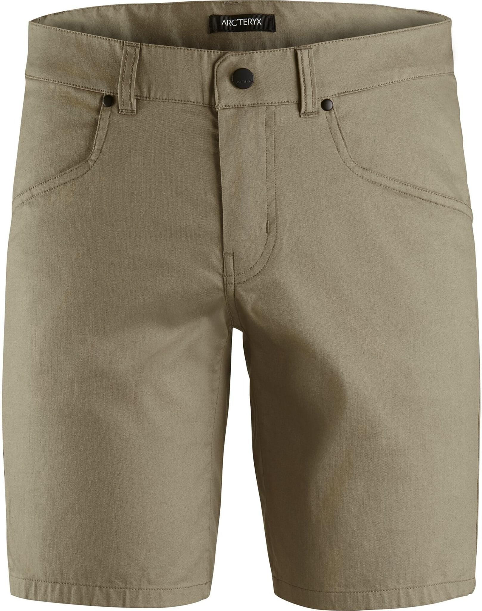 Shorts i bomull til aktivitet og hverdag