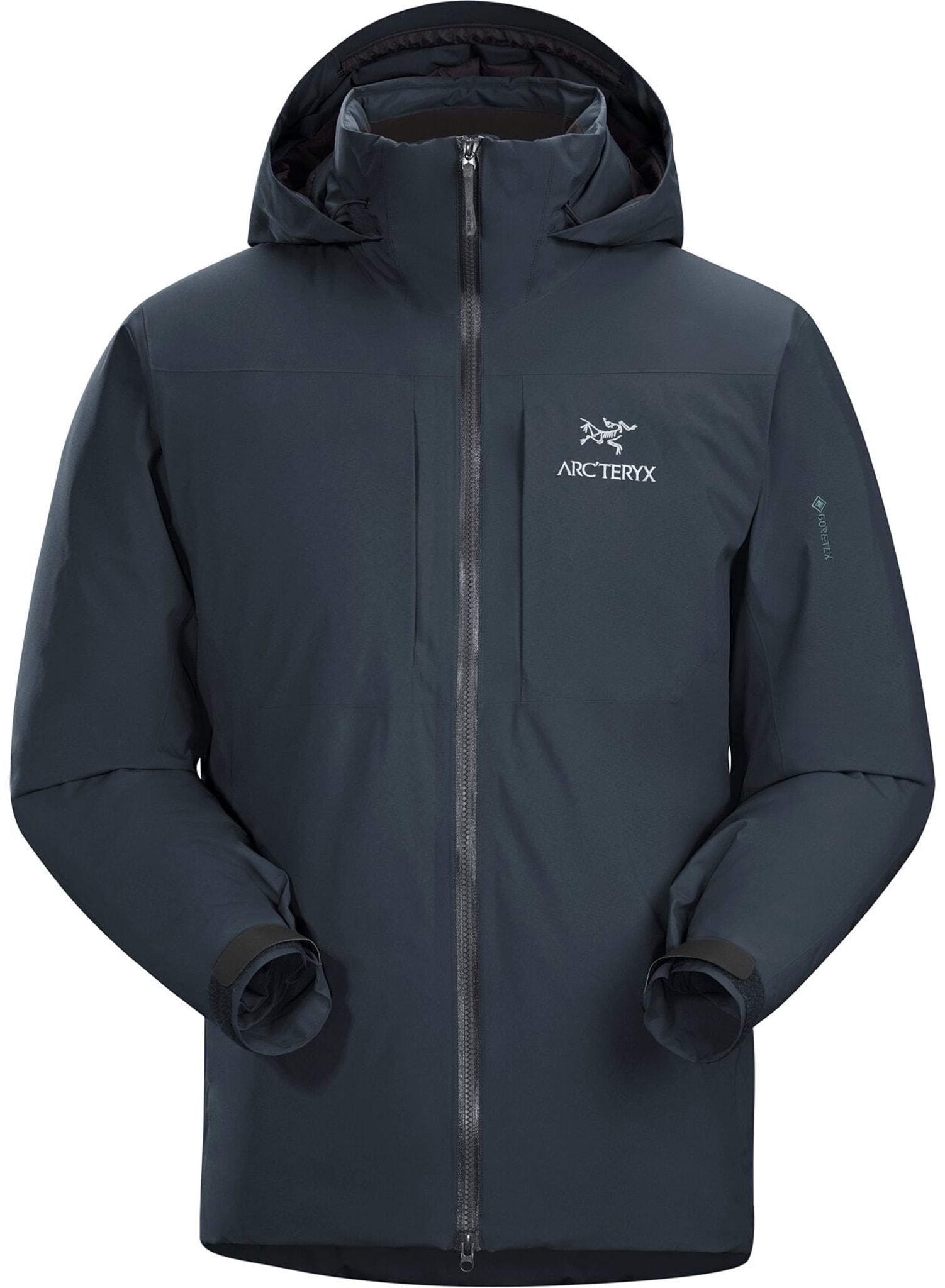 Slitesterk, vanntett og varm jakke