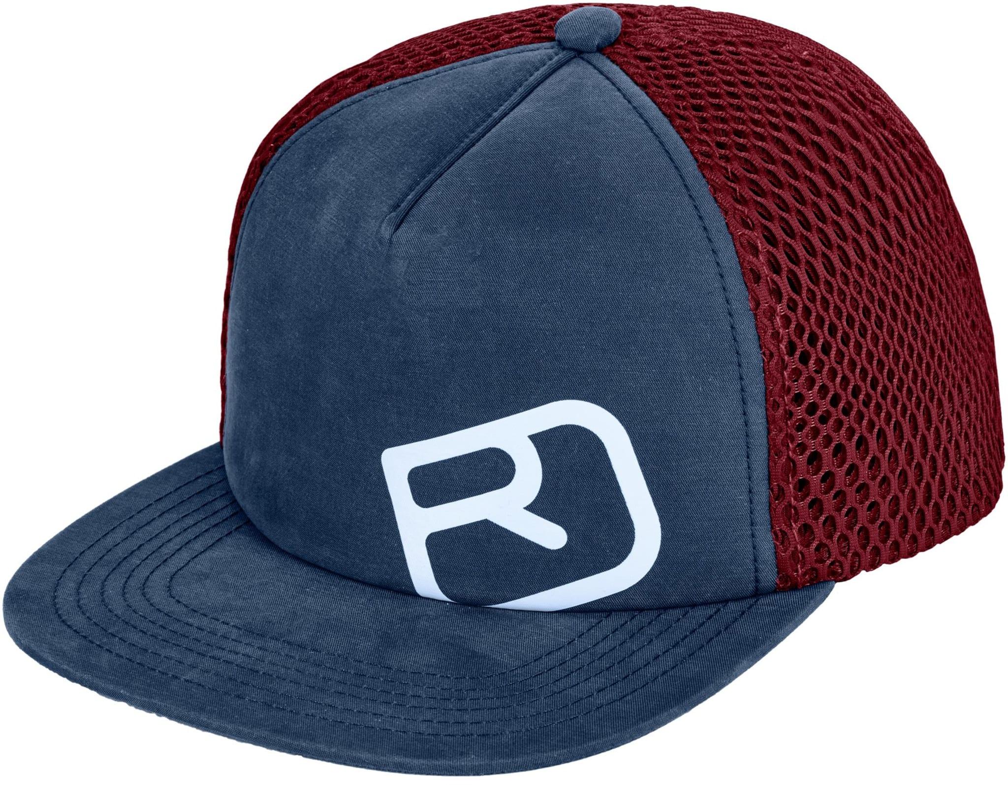 TRUCKER LOGO CAP