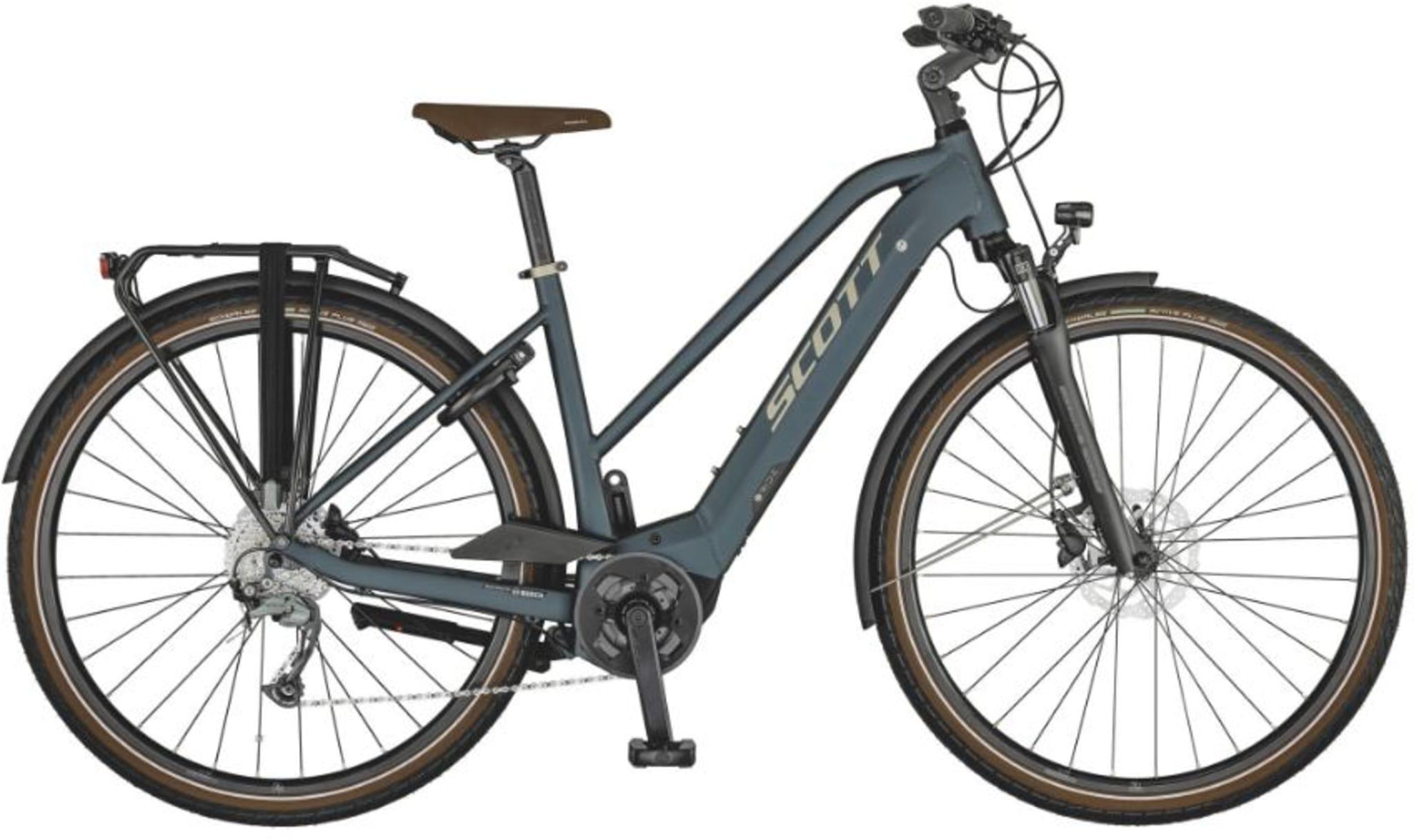 Sykkel med meget god komfort, brukervennlighet og er en storselger!