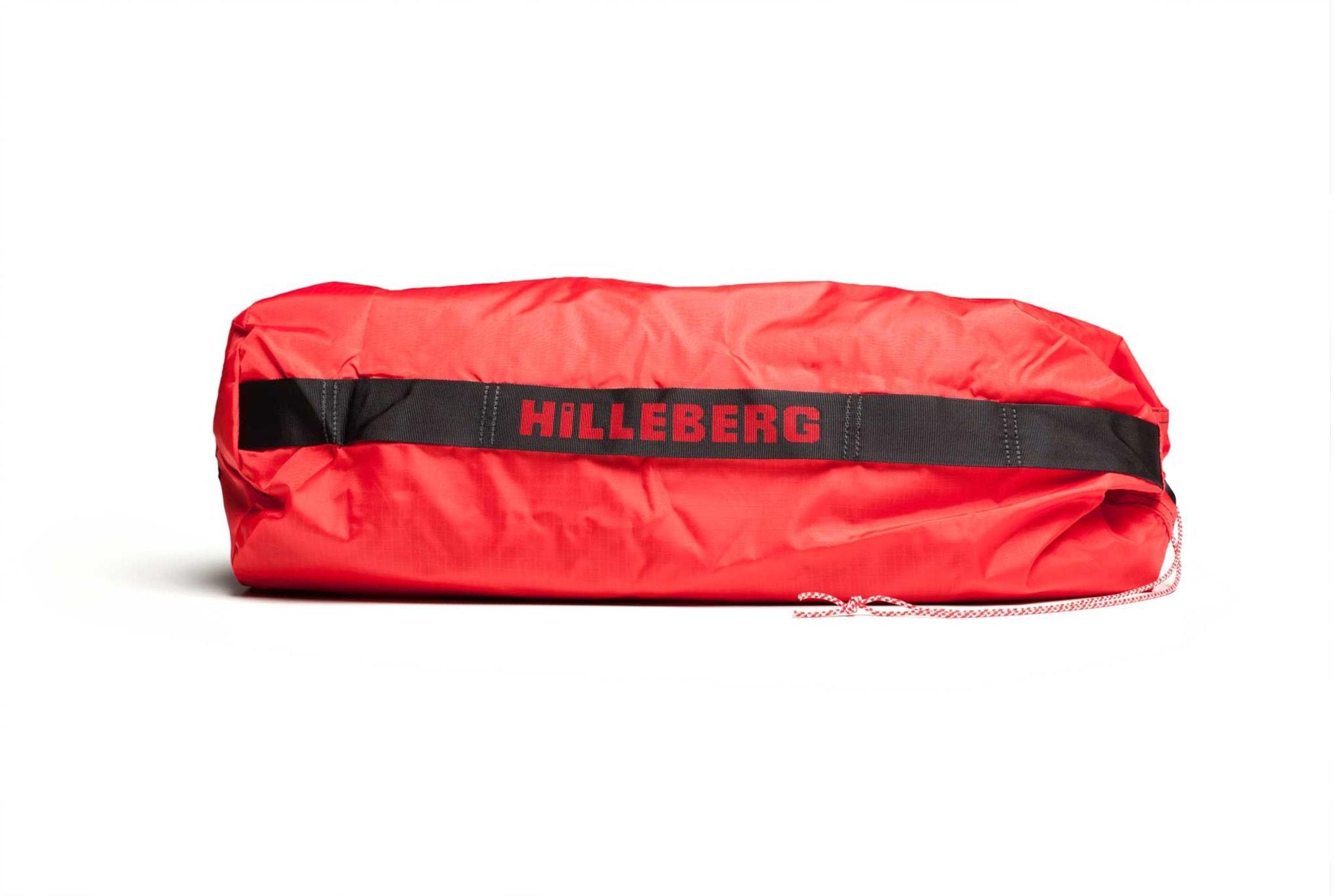 Kraftig teltbag til Hillebergtelt