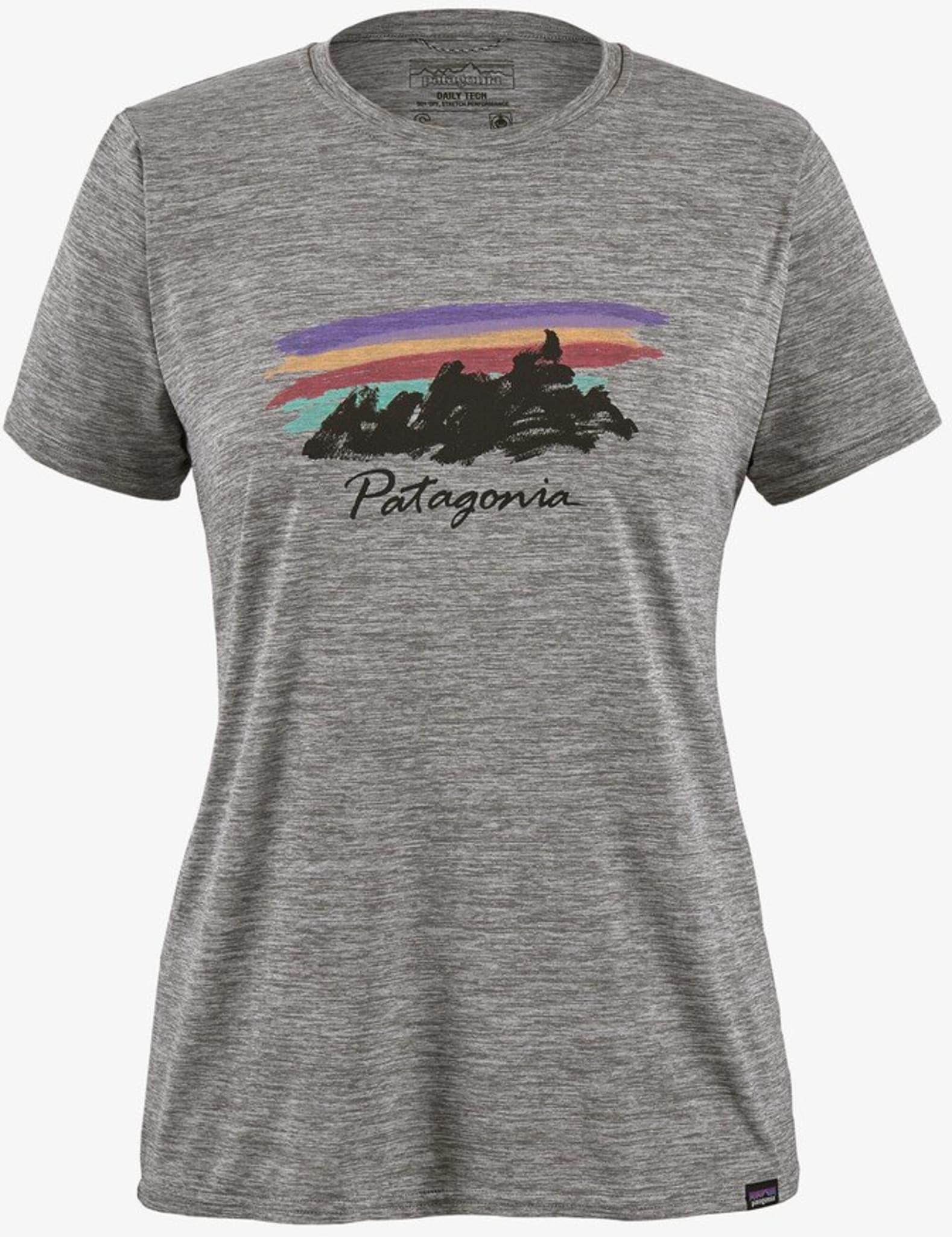 Klassisk t-skjorte til dame