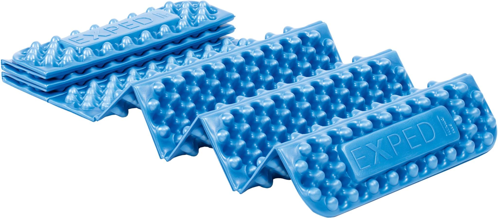 Lett og pakkbart liggeunderlag i ekstra tykk celleplast