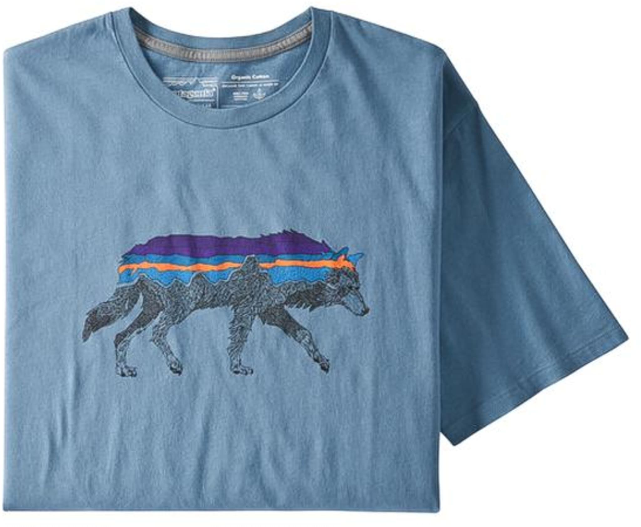 Back For Good Organic T-Shirt Ms