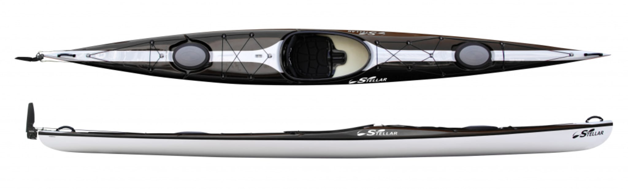 Den ultimate hybridkajakken for tur og trening.