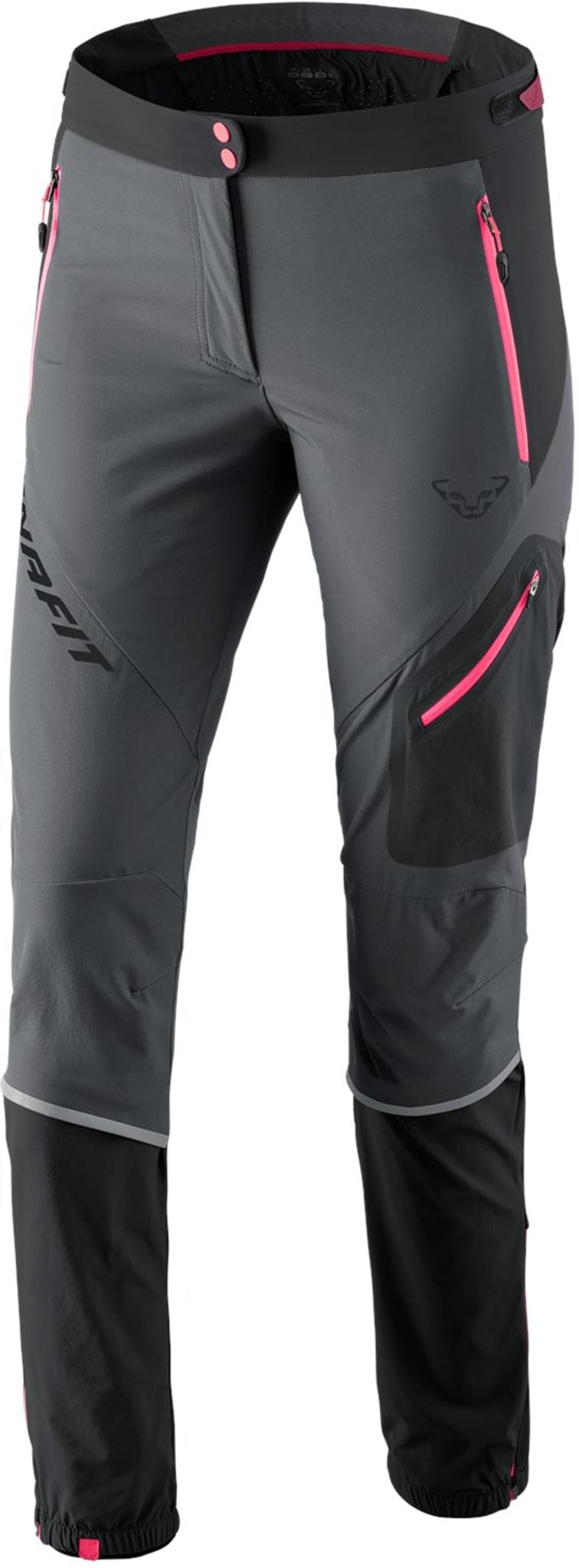 Svært lett softshellbukse til turer i varmt fjellvær eller høyt tempo