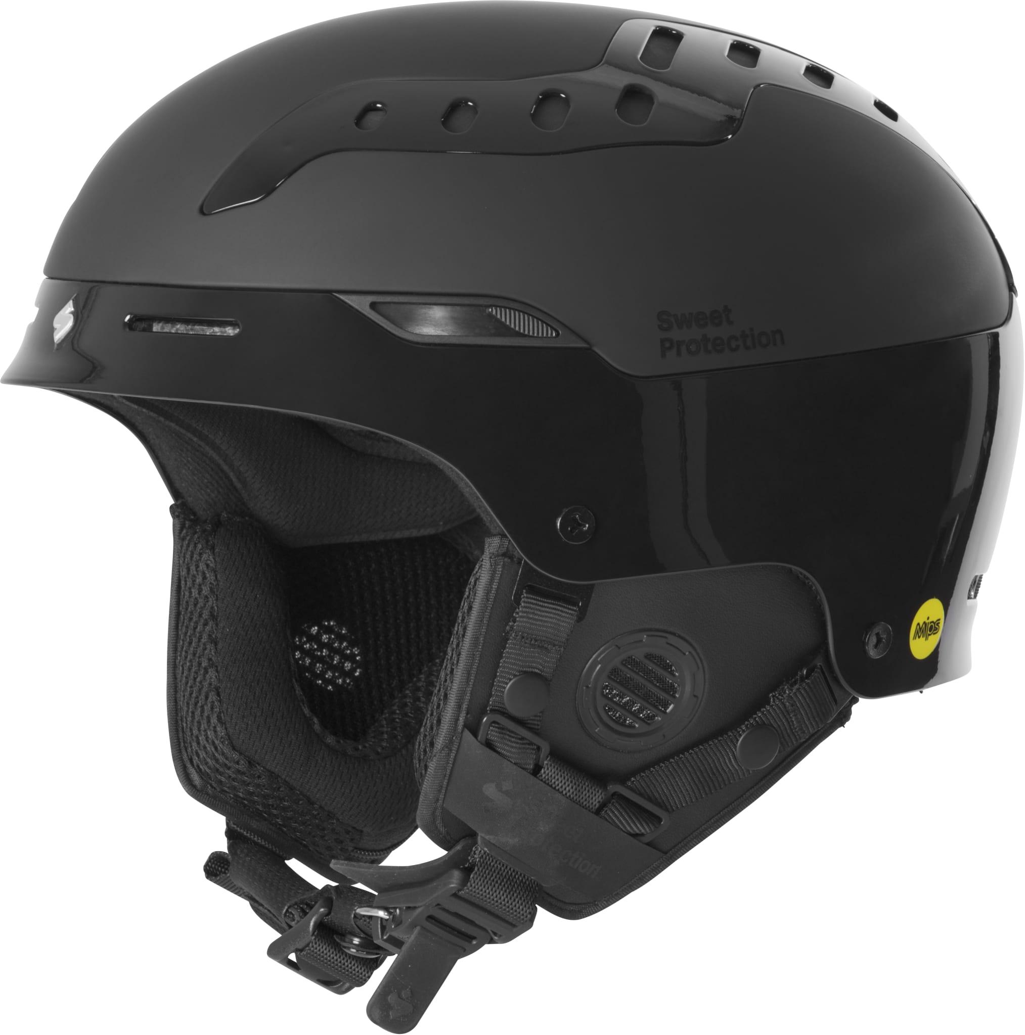 Svært godt ventilert hjelm til topptur og heiskjøring med MIPS