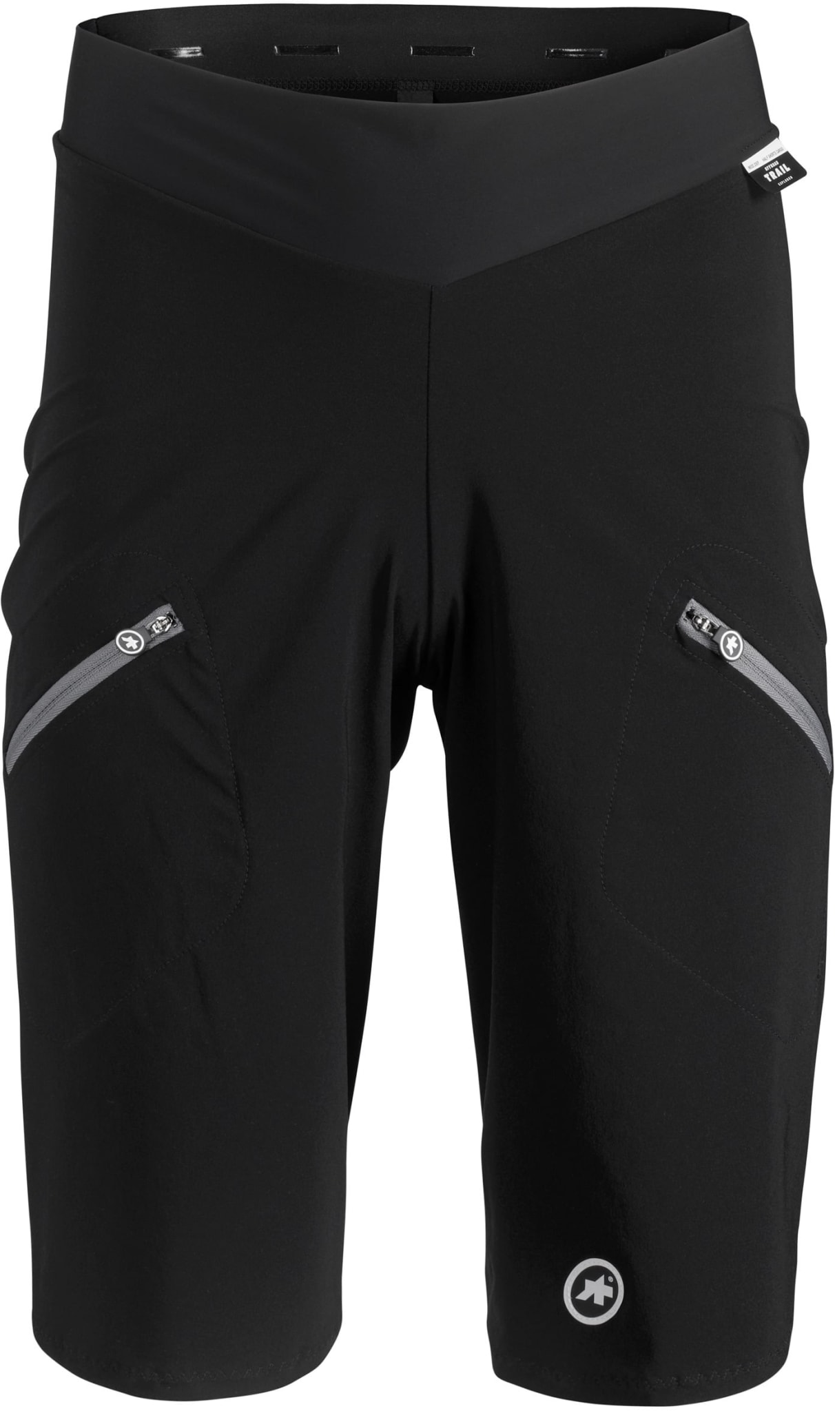 Nydelig shorts for terrenget, med en løs følese - men god passform