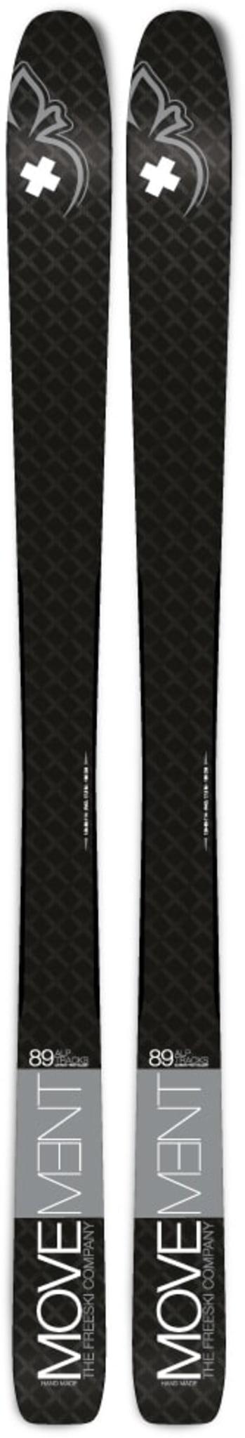 ALP TRACKS 89 LTD & Marker Alpinist 12
