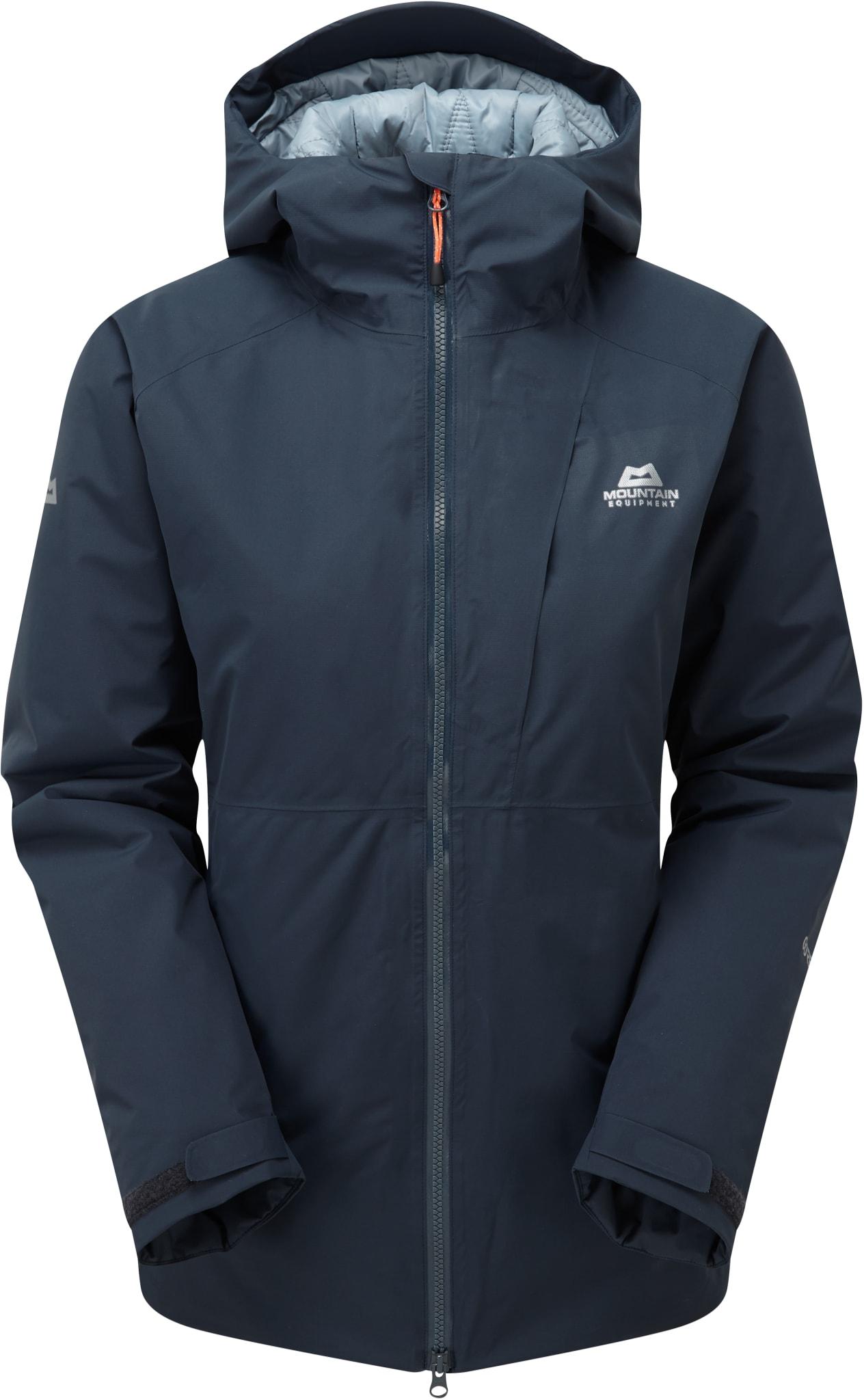 Vann- og vindtett GTX-jakke med syntetisk isolasjon