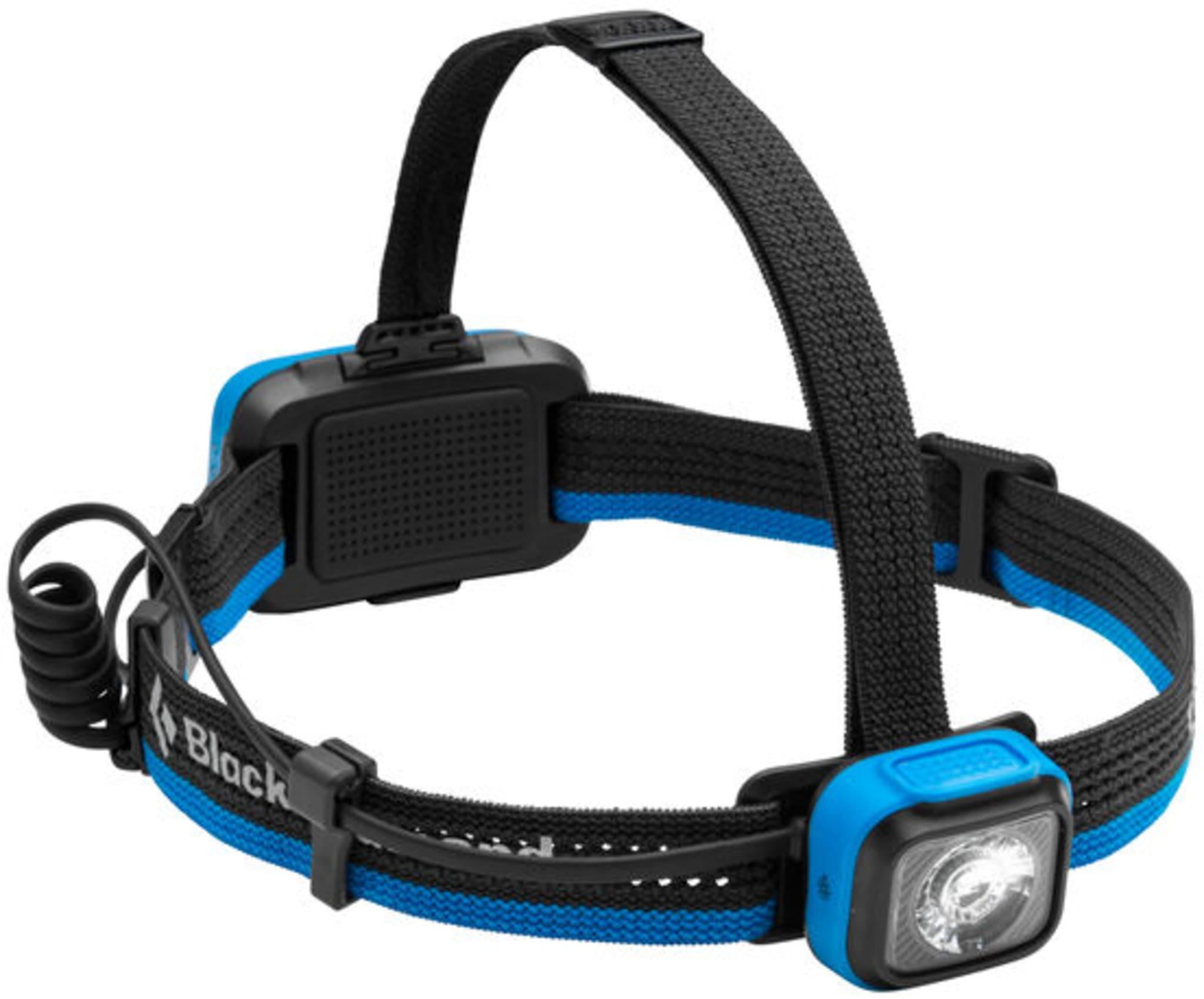 For lange løpeturer med 275 lumens, USB-lading, baklys og godt hodebånd