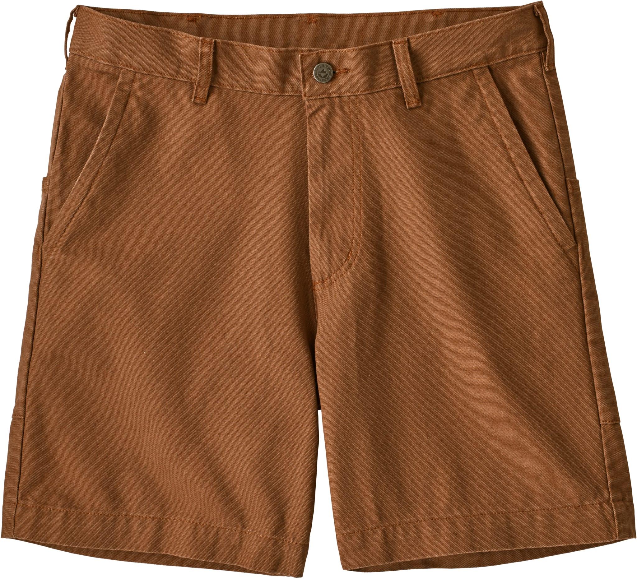 Kraftig shorts i organisk bomull