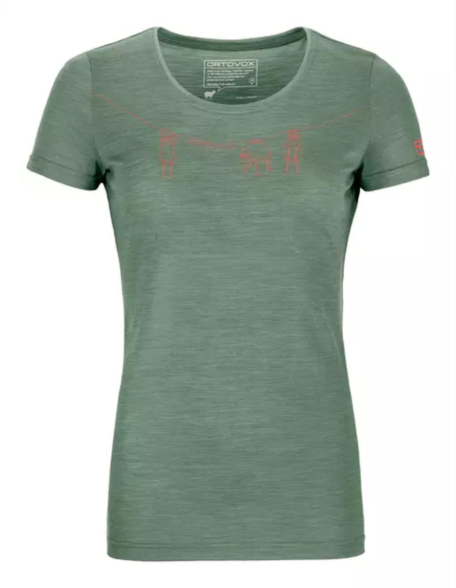 120 Cool Tec Wool Wash T-Shirt Ws