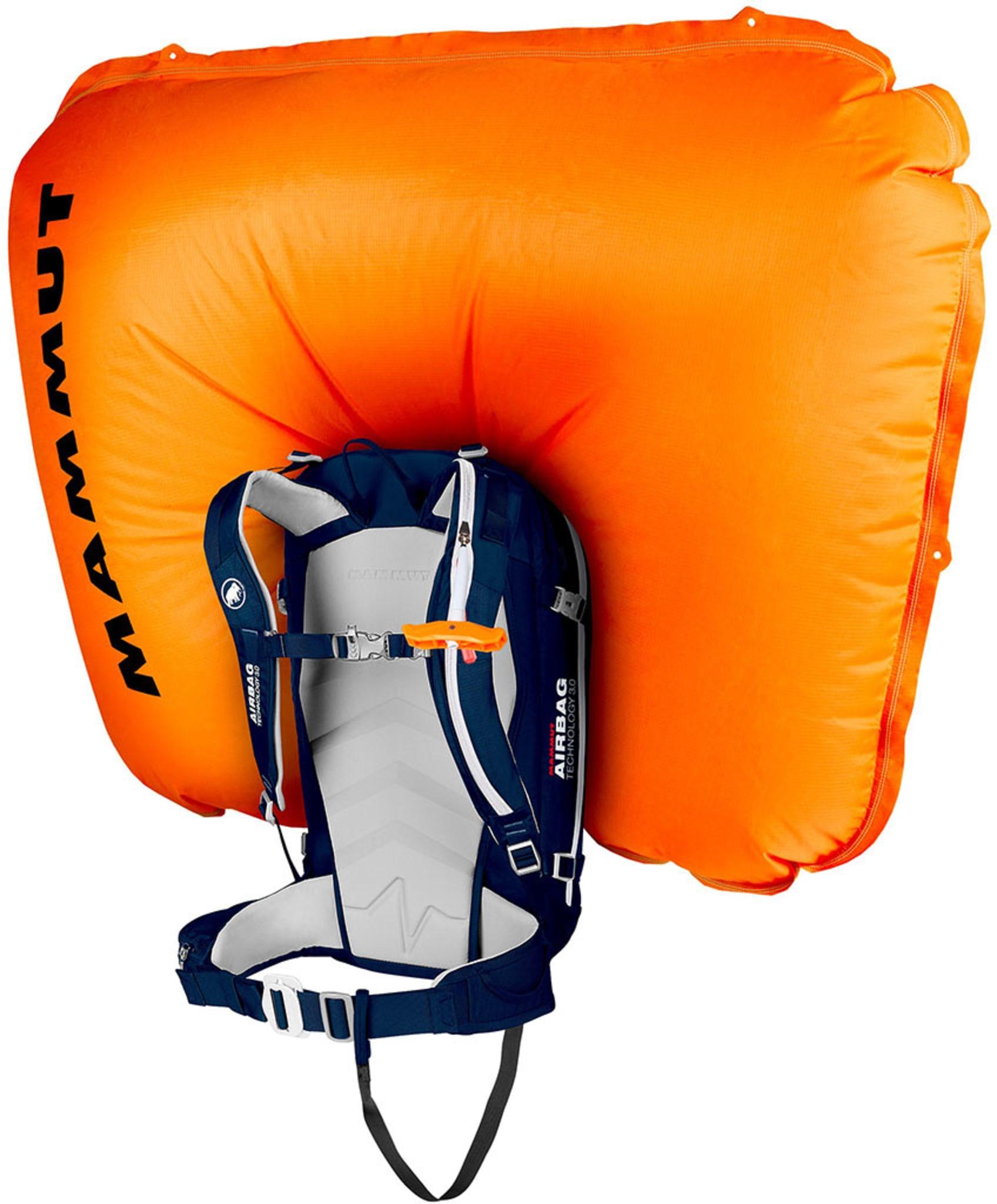 Ballongsekk for bruk i skianlegg og på topptur