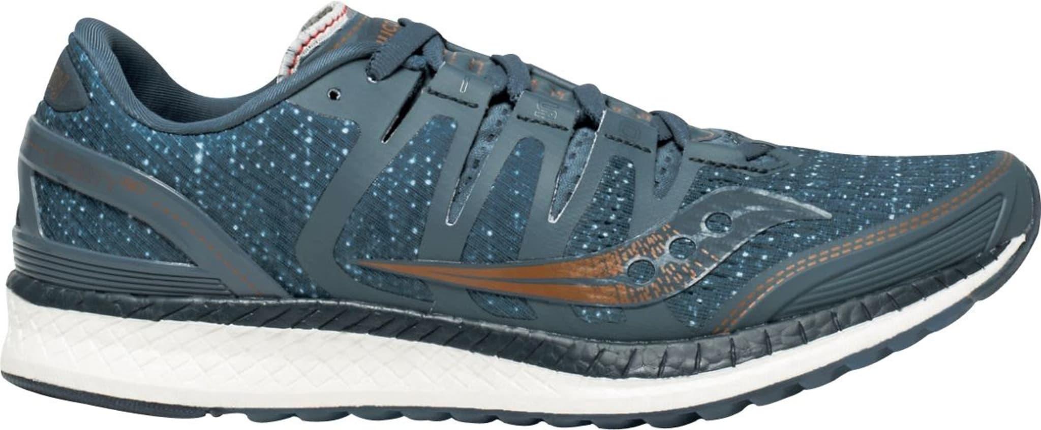 Stabil sko med god og myk demping
