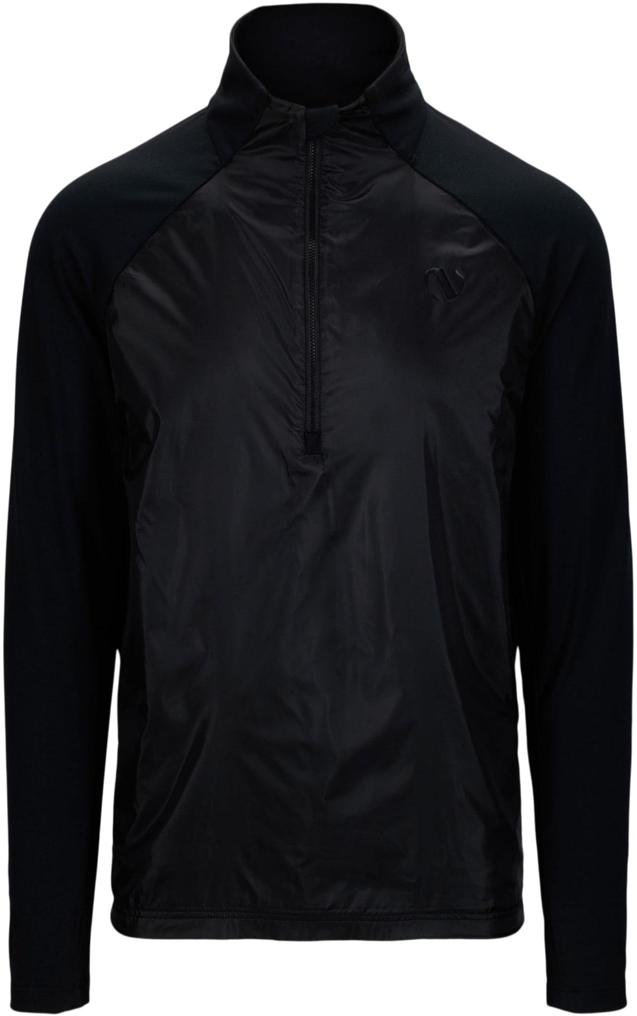 Allsidig jakke med vindtett front
