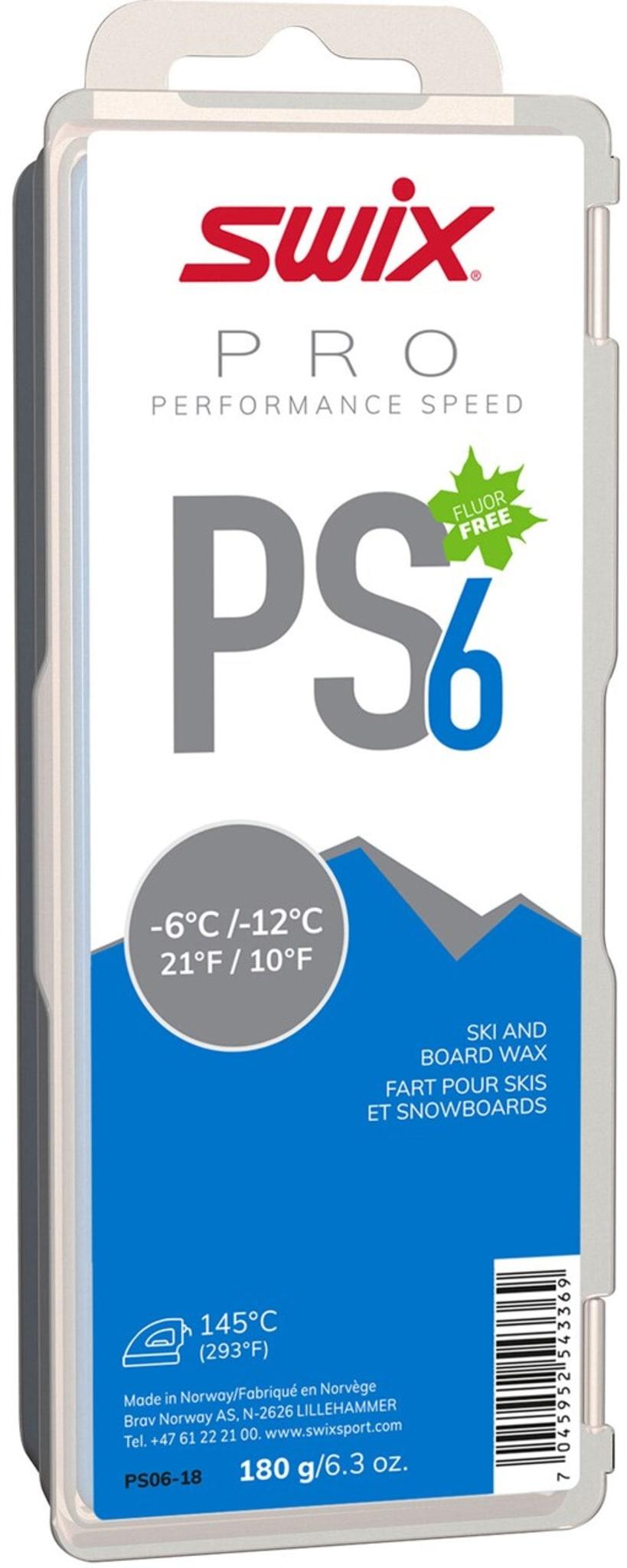 PS6 Blue -6°C/-12°C 180g