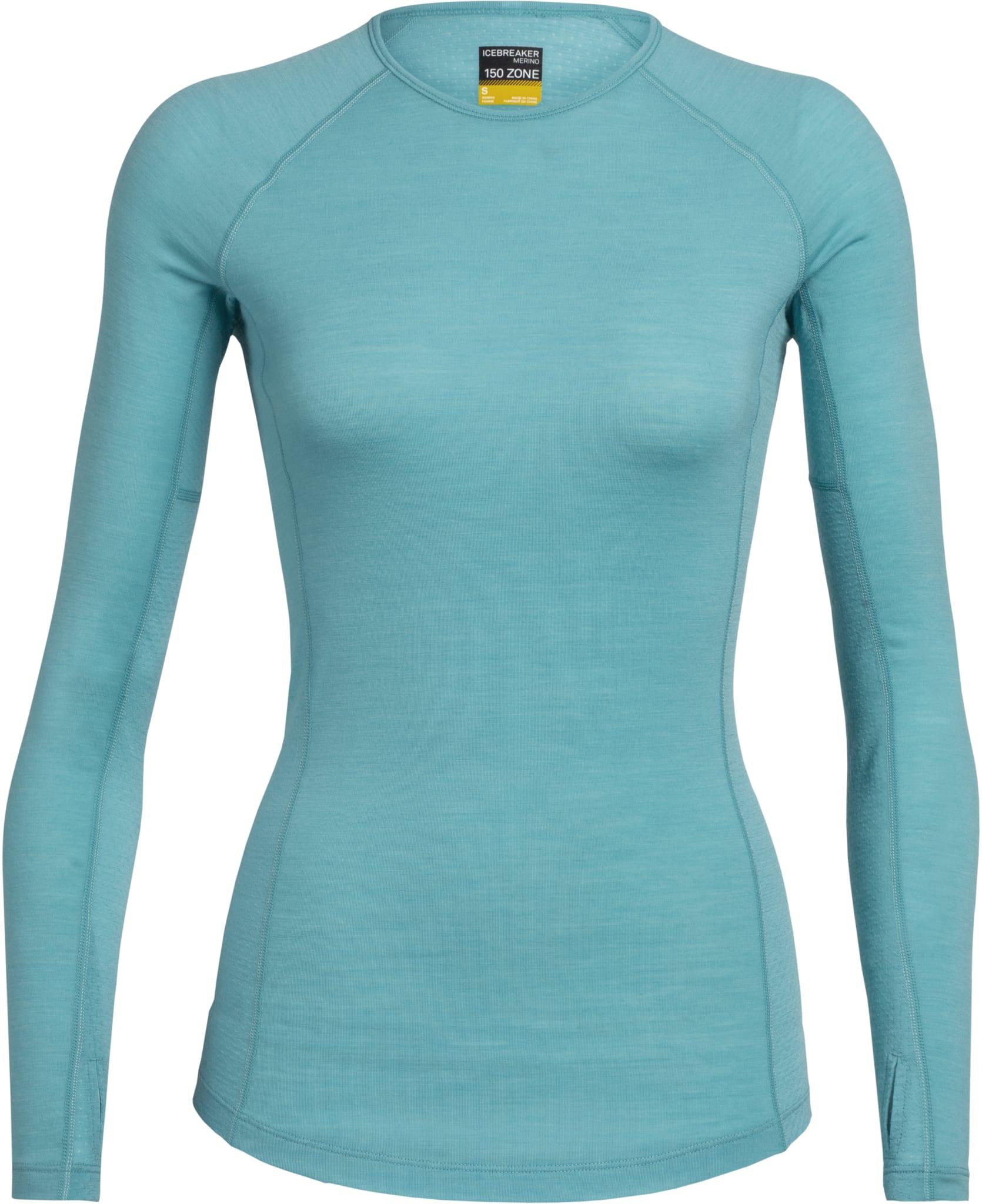 Tynn skjorte som kombinerer ull og ullnetting