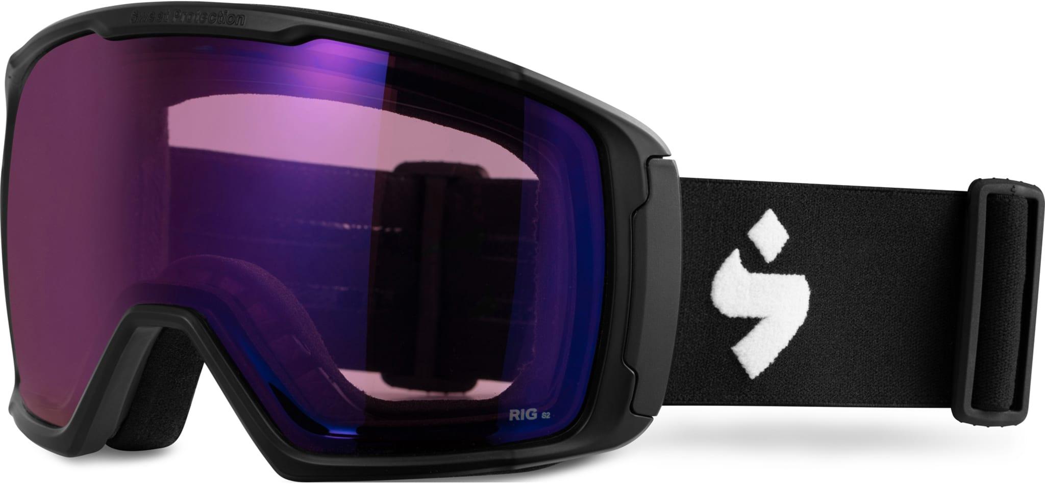 Kompakt og tettsittende brille med RIG glass