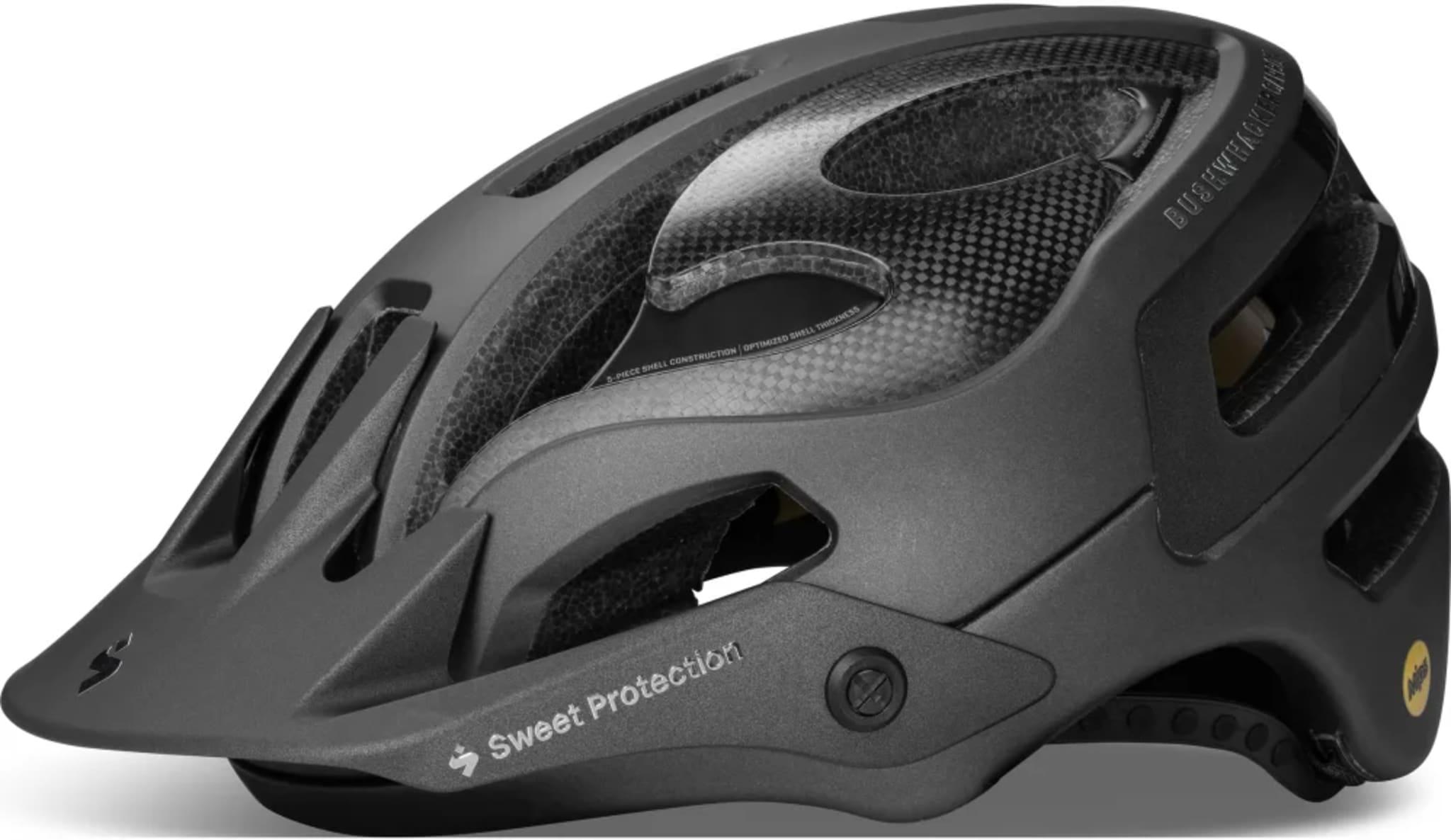 Denne hjelmen er fullspekket med funksjoner i en lett og godt ventilert pakke som gjør den til en favoritt innenfor enduro og singletrack