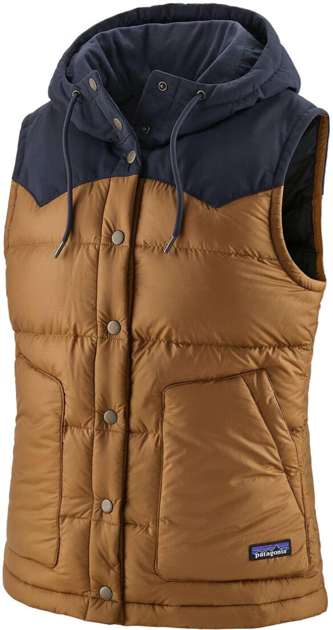 Bivy Hooded Vest Ws