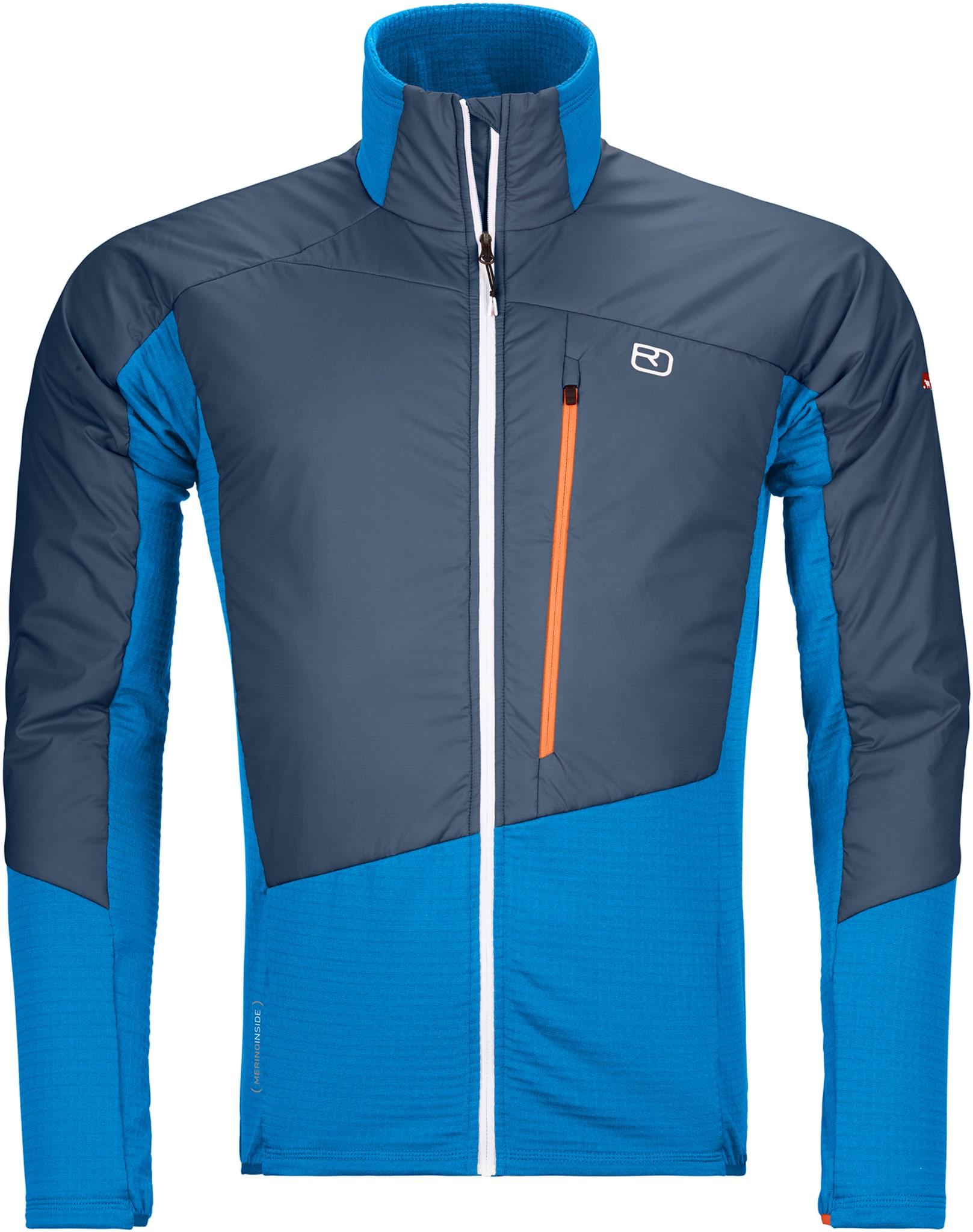Westalpen Hybrid jacket Ms
