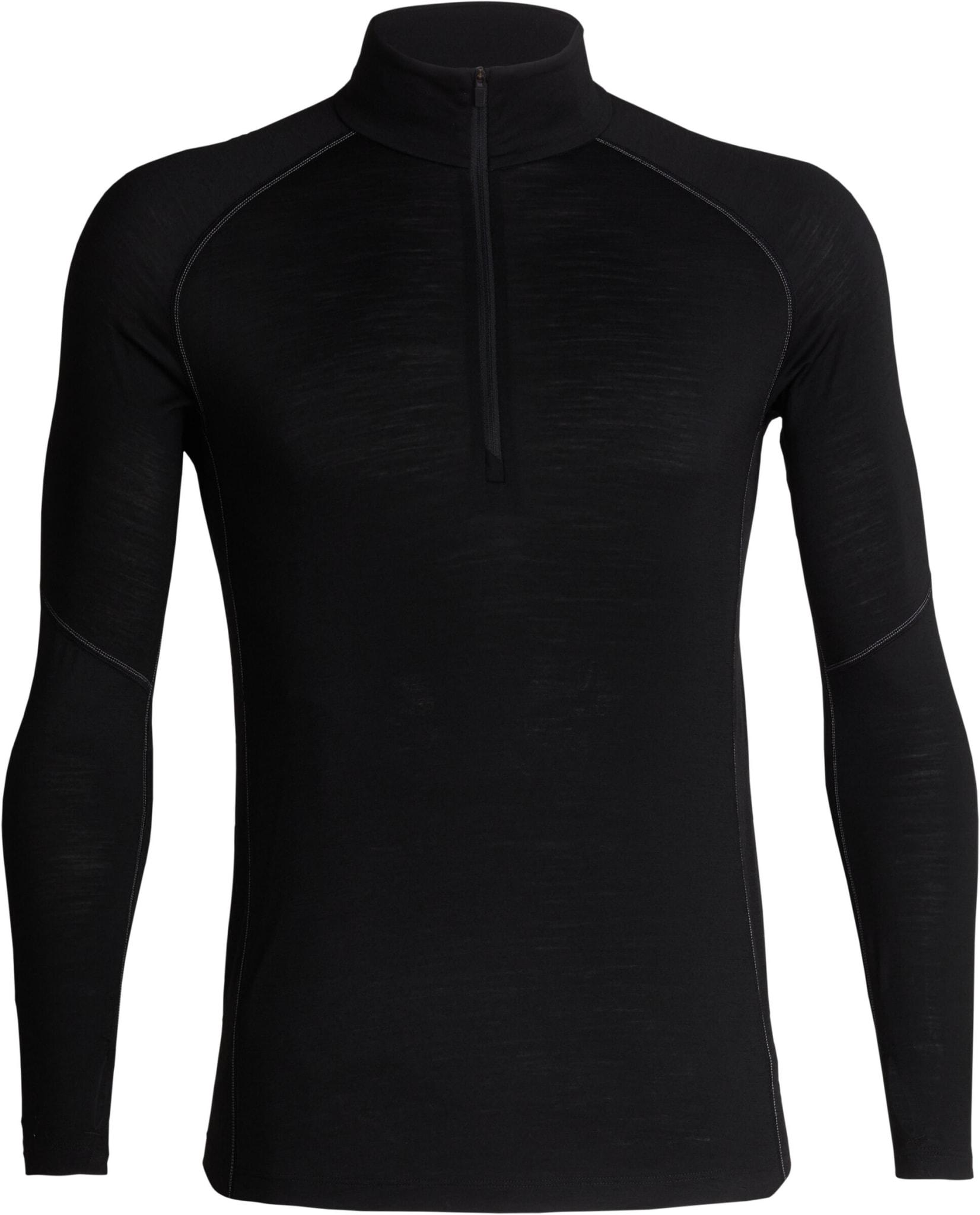 Ullskjorte som kombinerer tynn ull og strategisk plasserte paneler med ullnetting.